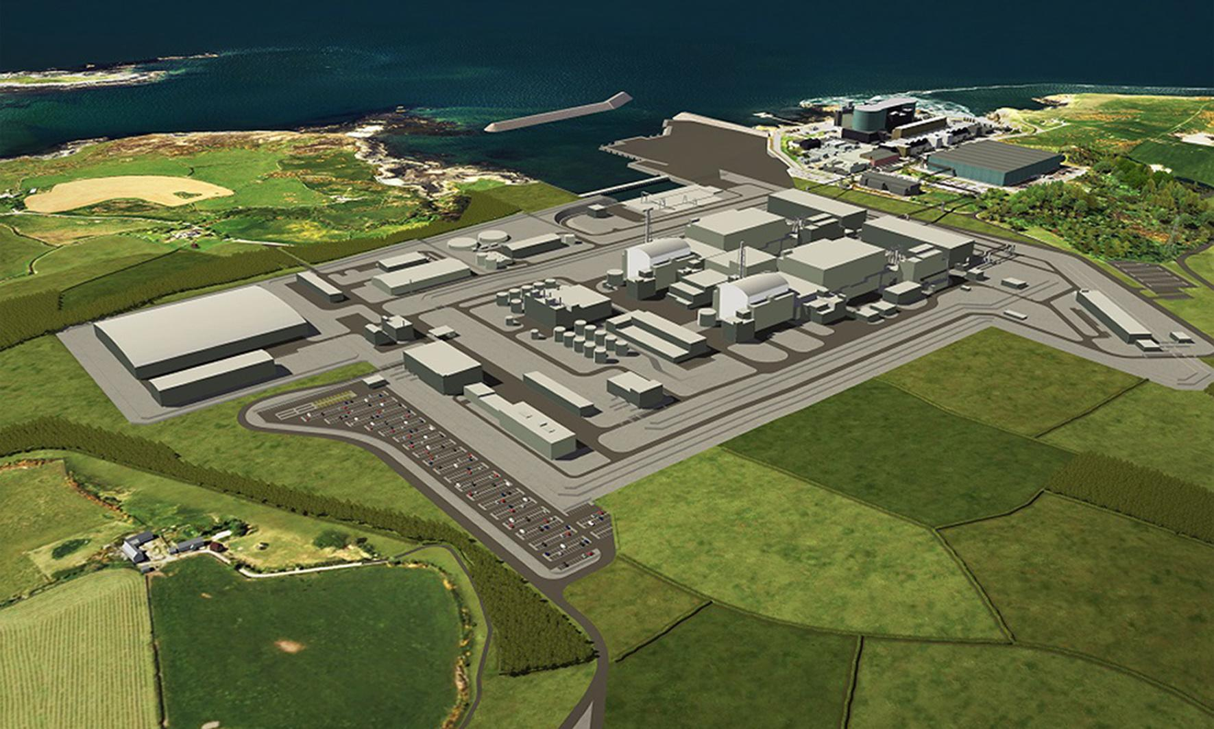 Hitachi scraps £16bn nuclear power station in Wales