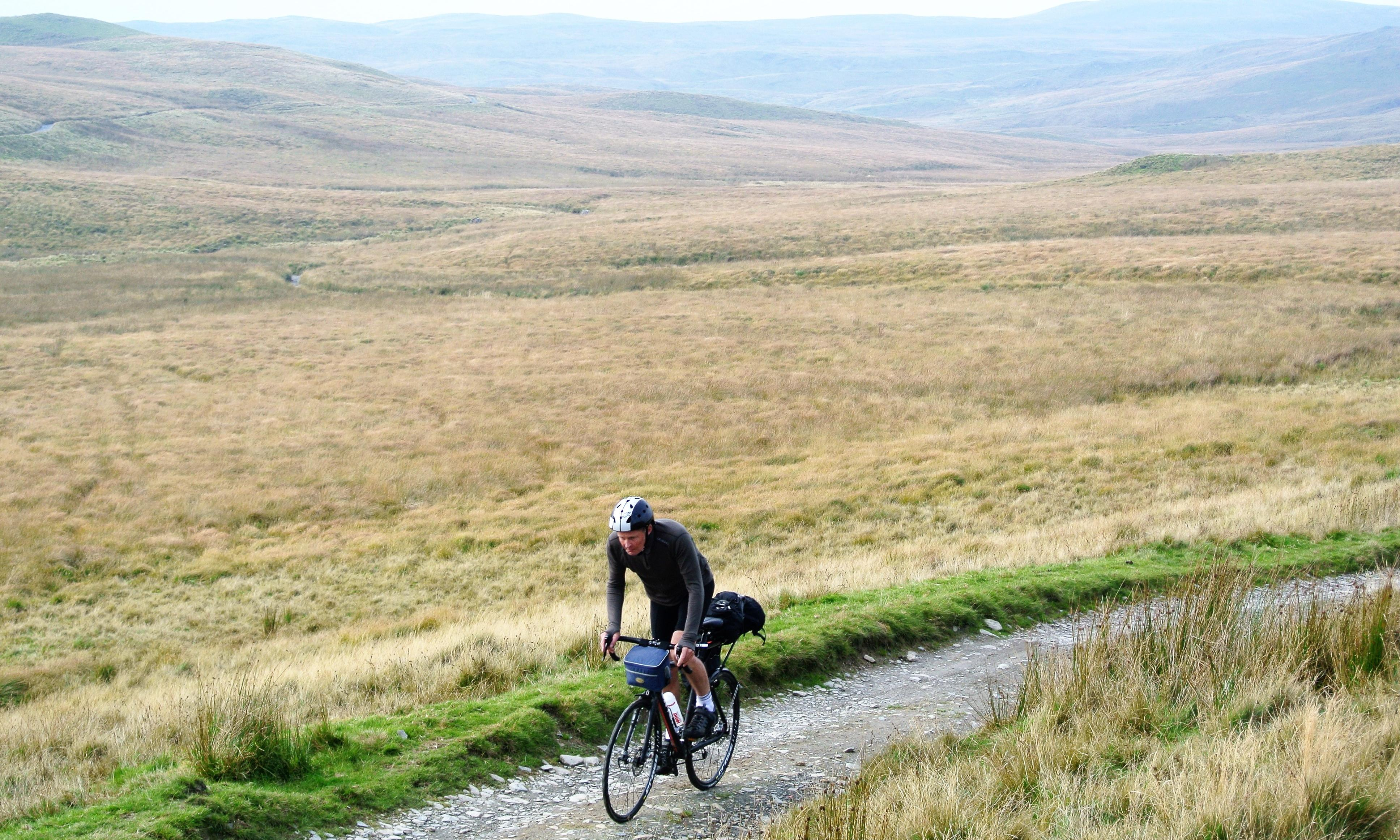 True grit: gravel biking through Wales' ancient Cambrian heart
