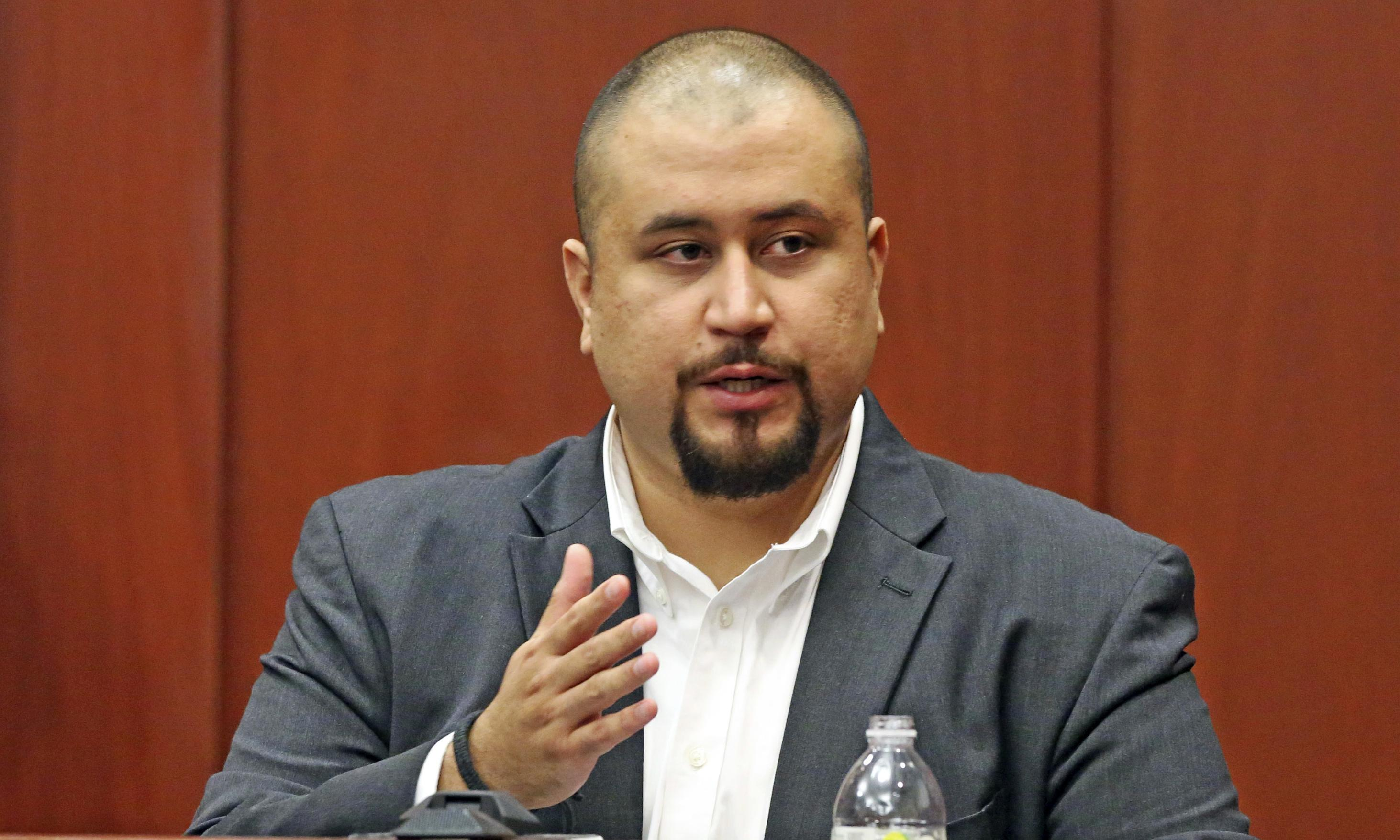 George Zimmerman sues Trayvon Martin's family for $100m