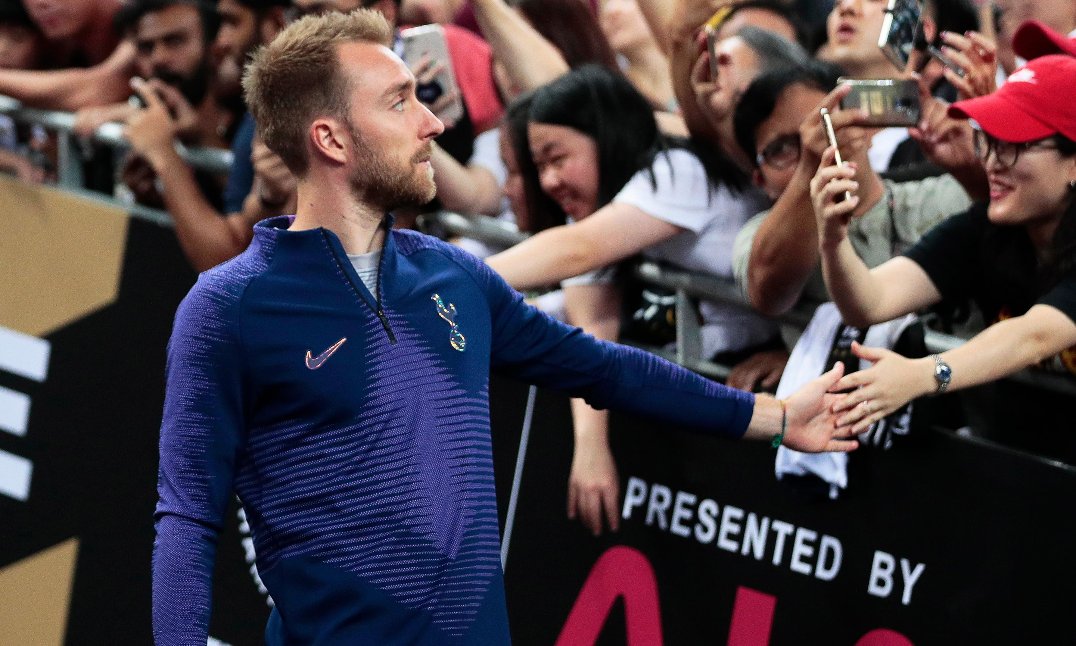 Football transfer rumours: Eriksen to replace Pogba at Manchester United?