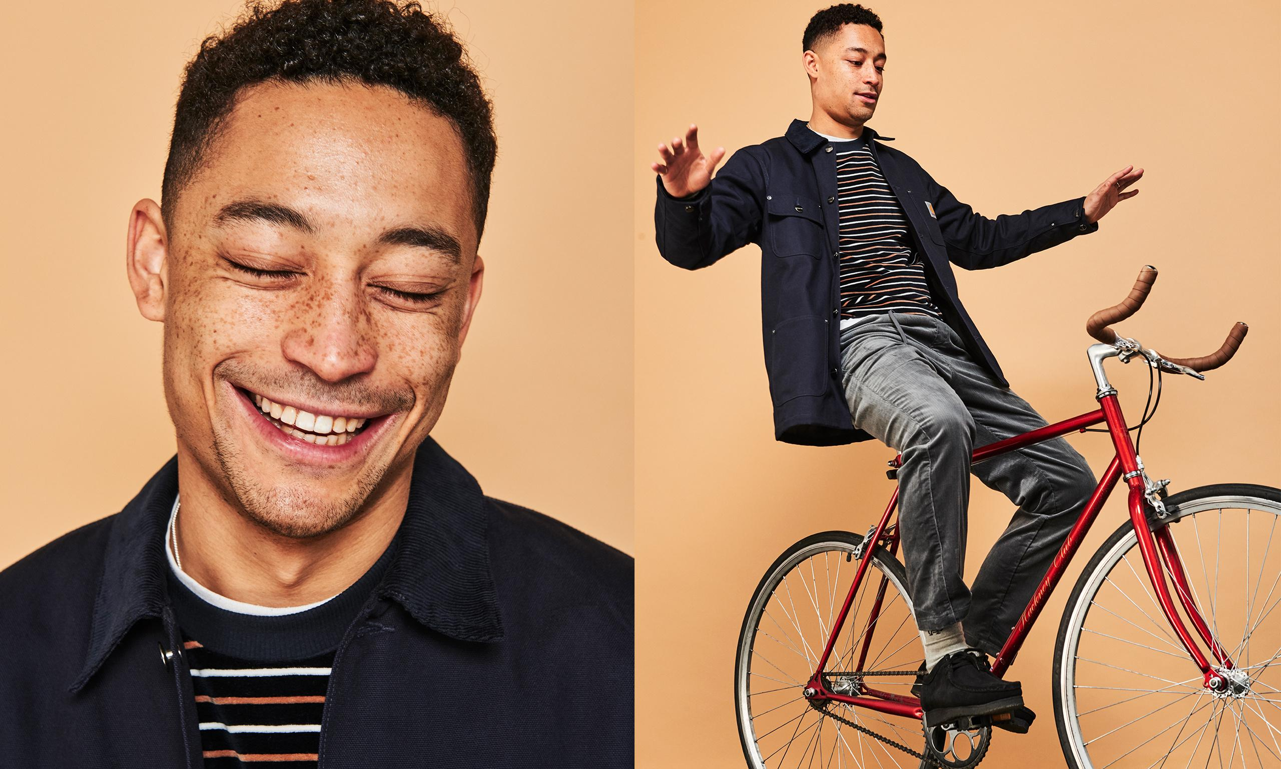 Loyle Carner: 'I was raised by women – they talked about feelings every day'