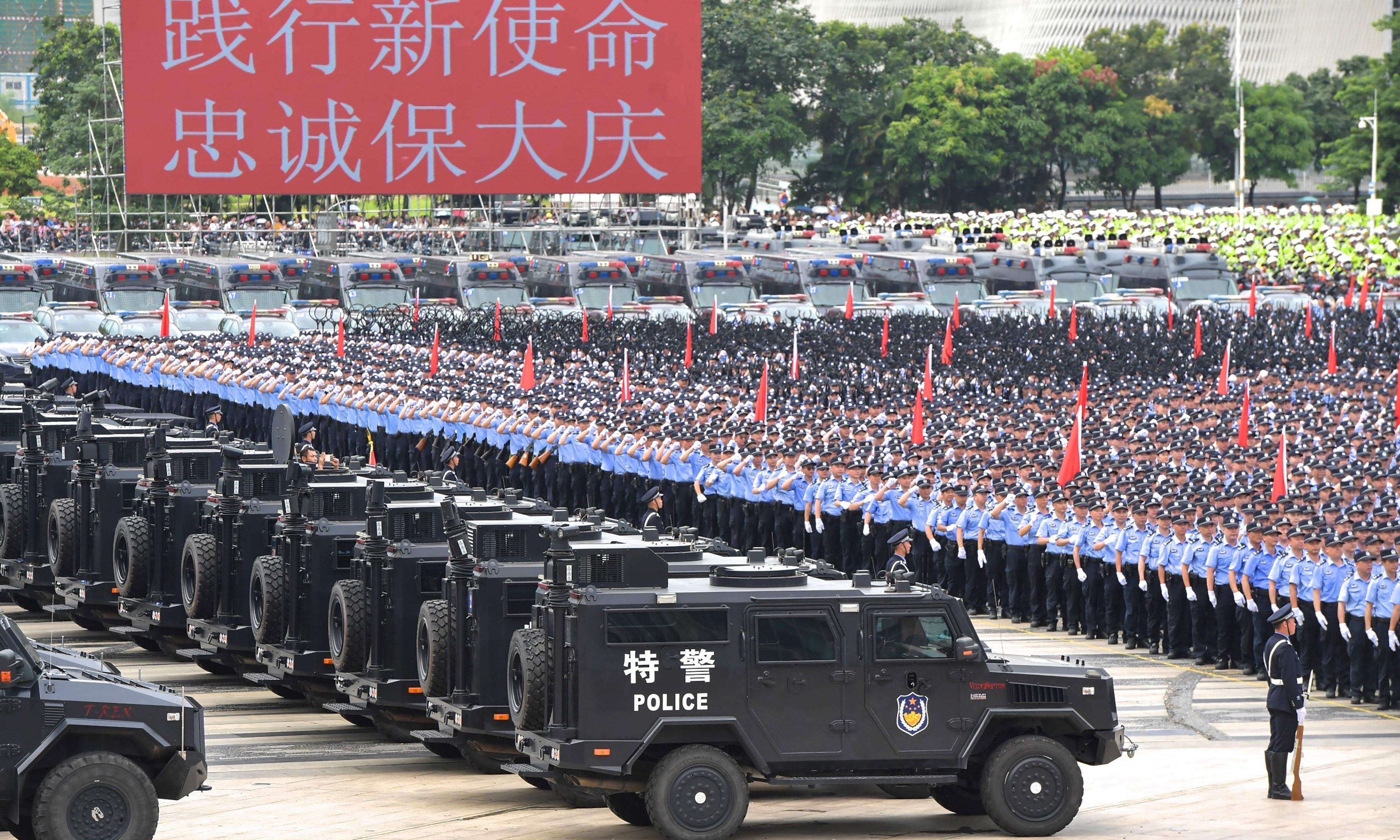 US calls China 'thuggish regime' for targeting American diplomat who met Hong Kong protesters