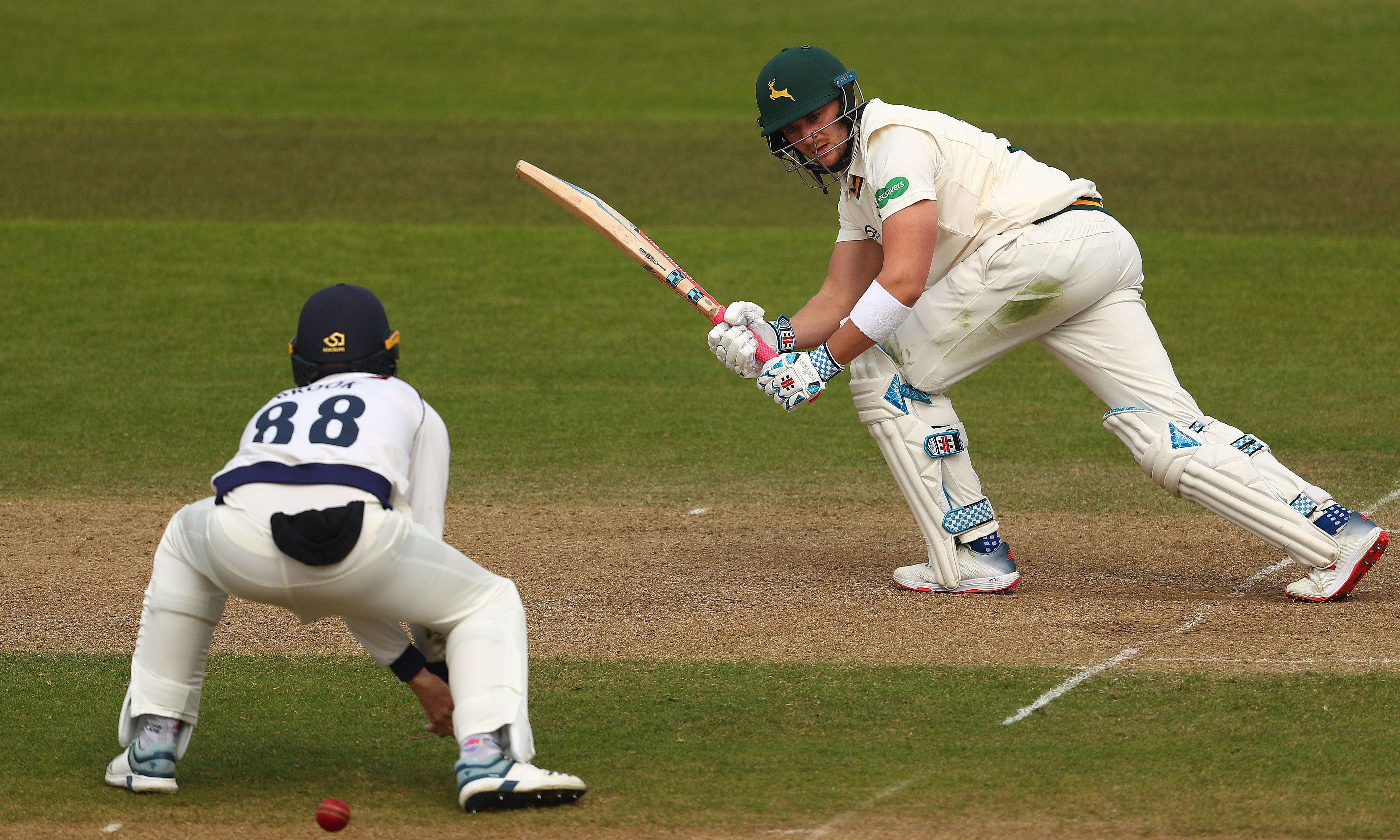 County Championship roundup: Yorkshire struggle at Nottinghamshire