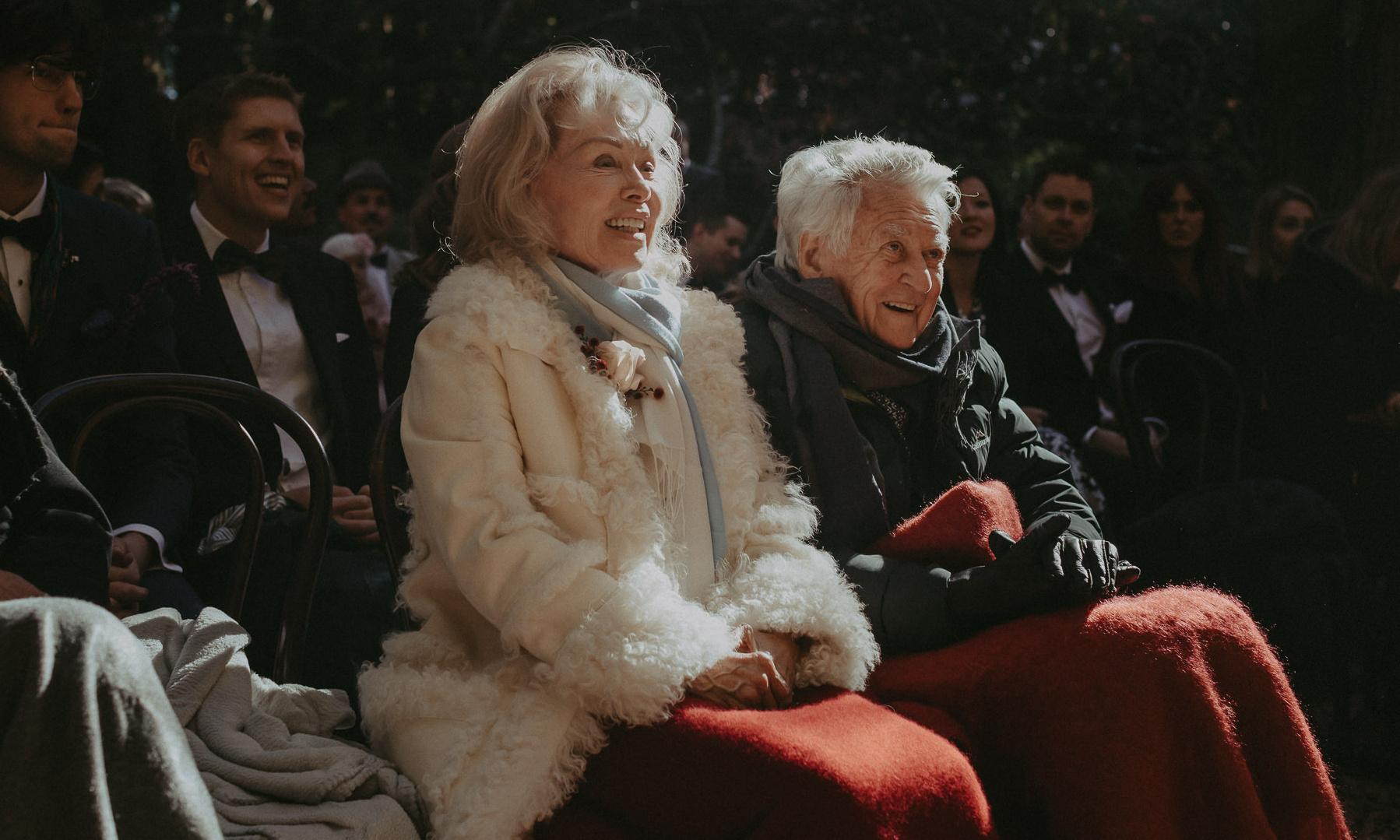 Beaming with pride: how Bob Hawke made it to one last special event