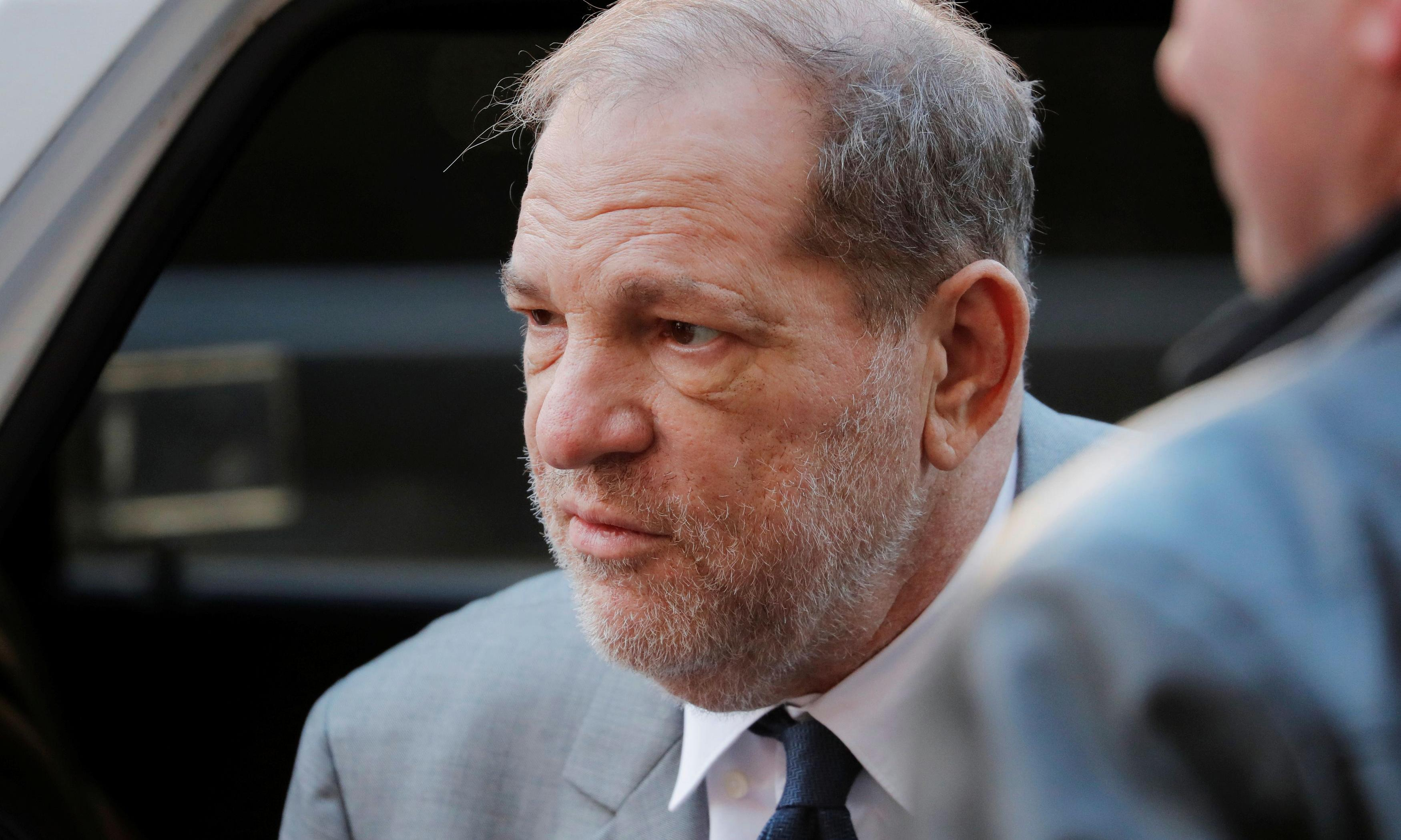 Weinstein tries to move trial out of New York City, claiming 'deluge' of bad press