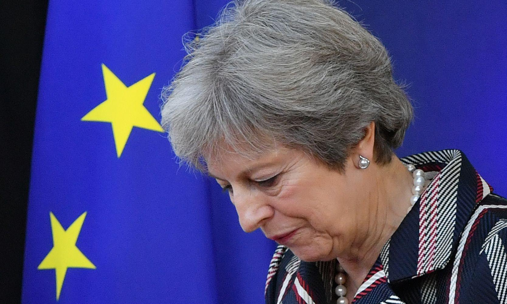 The Guardian view on Theresa May's Brexit: march to stop the madness