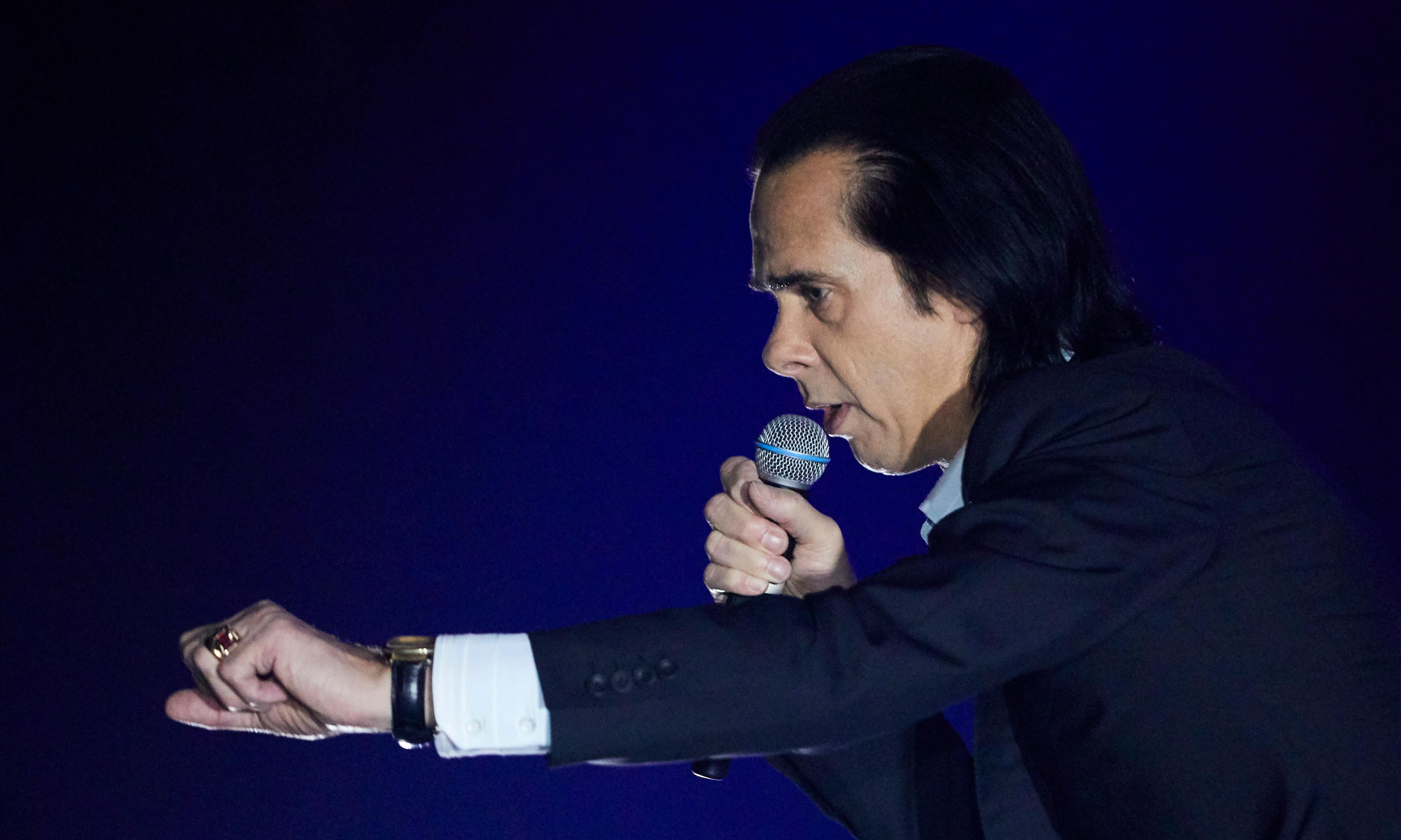'An exercise in connectivity': Nick Cave to tour conversation event across UK