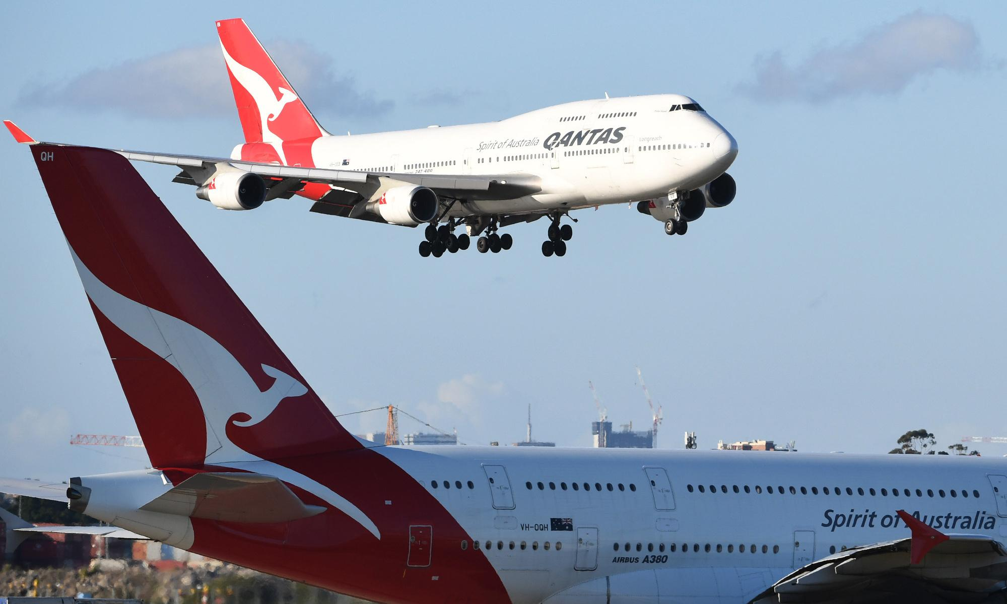 Qantas overhauls frequent flyer program, making economy cheaper