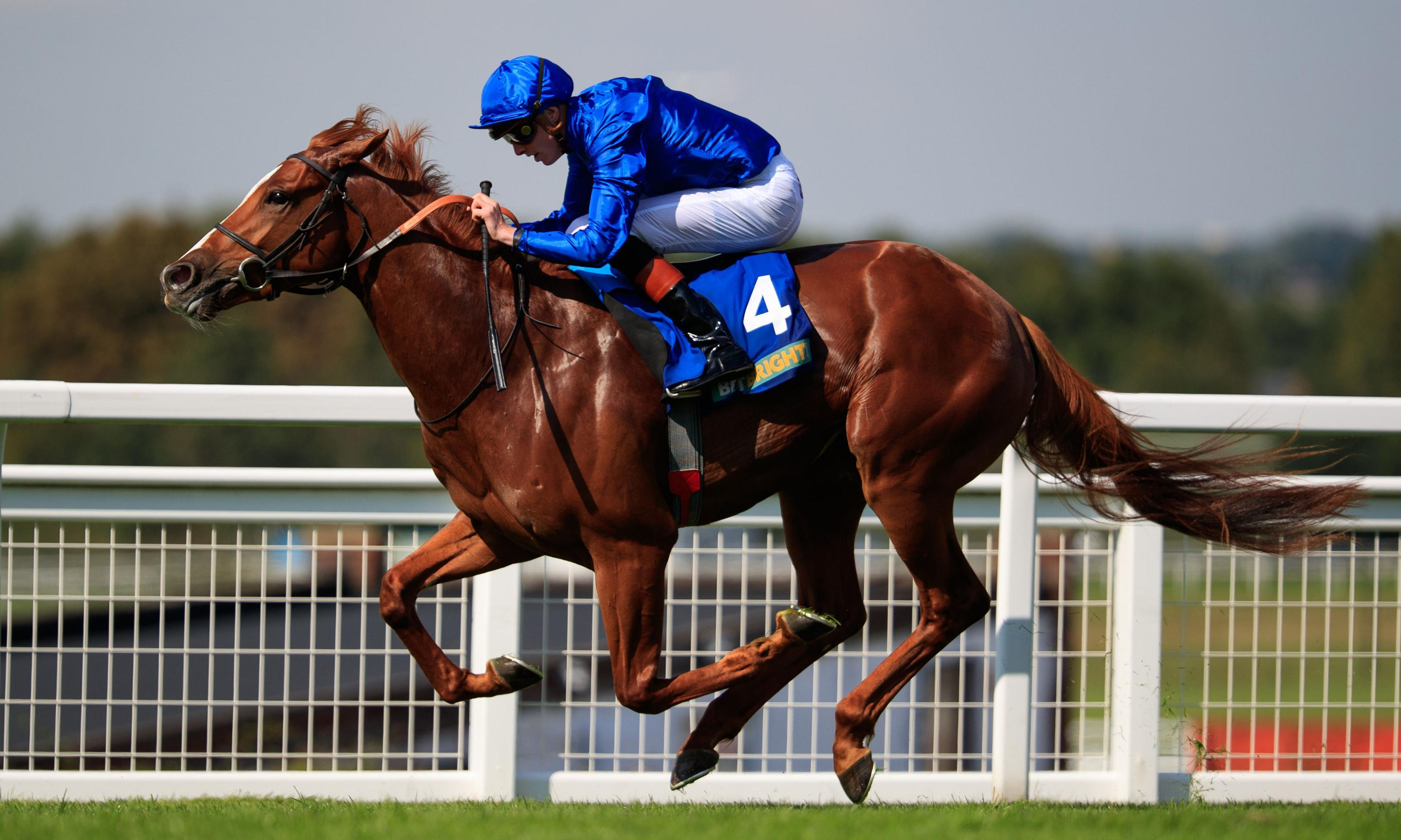 Masar finishes dead last in Princess of Wales's Stakes on day of shocks