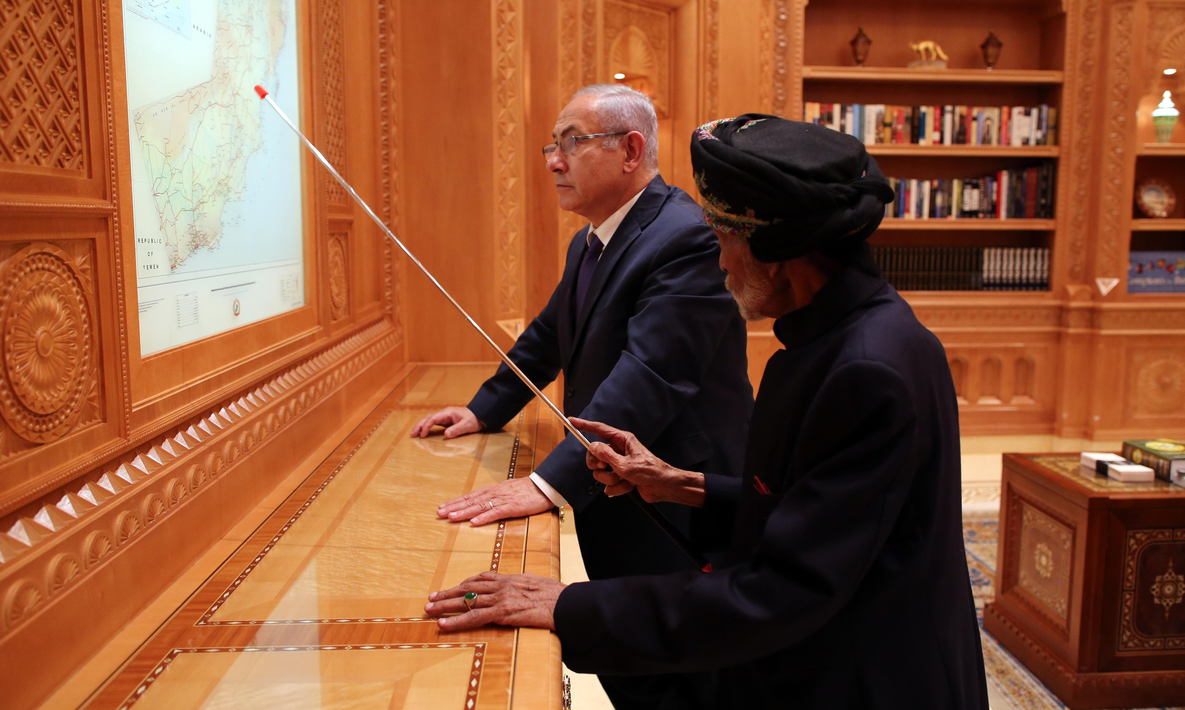 Why Israel is quietly cosying up to Gulf monarchies
