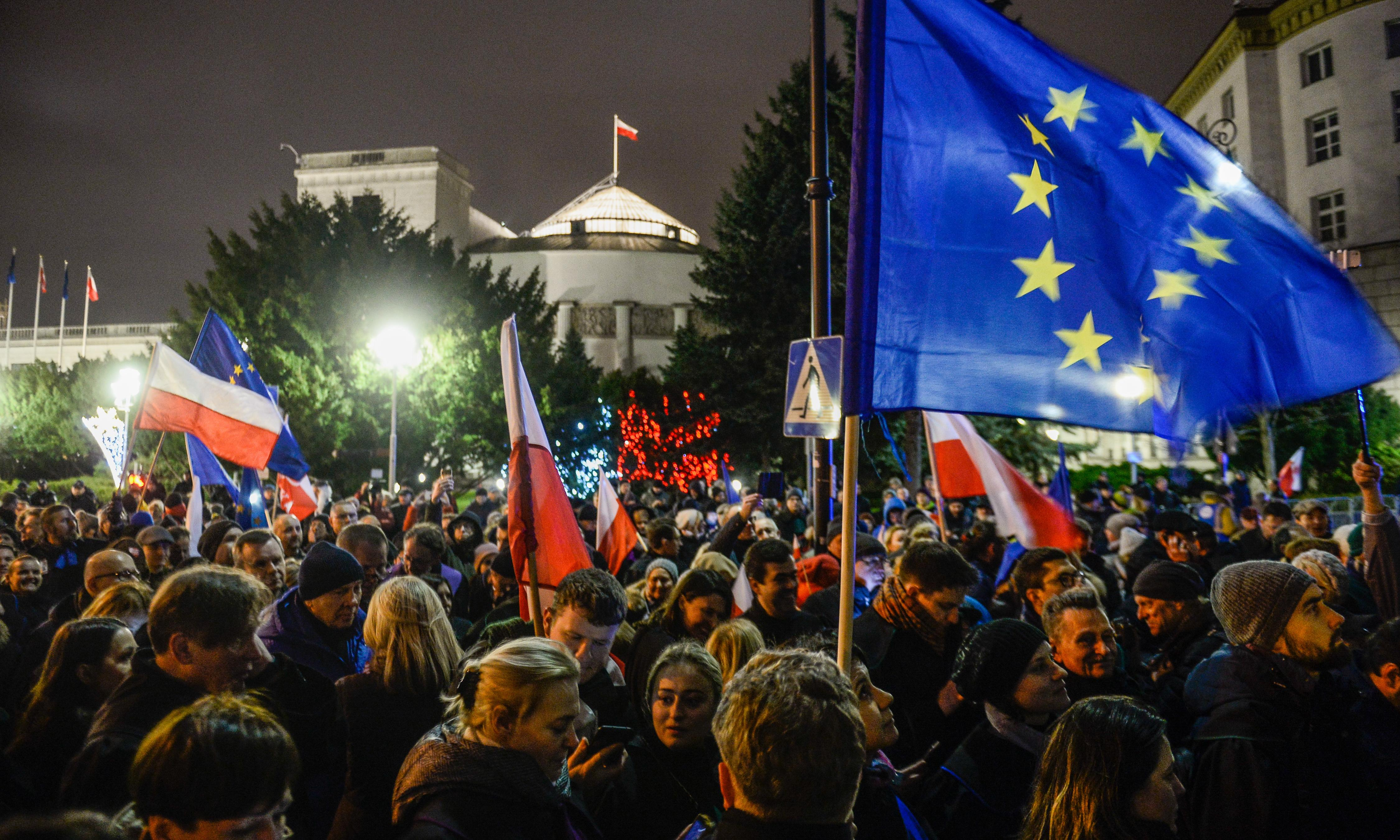 'Declaration of war': Polish row over judicial independence escalates