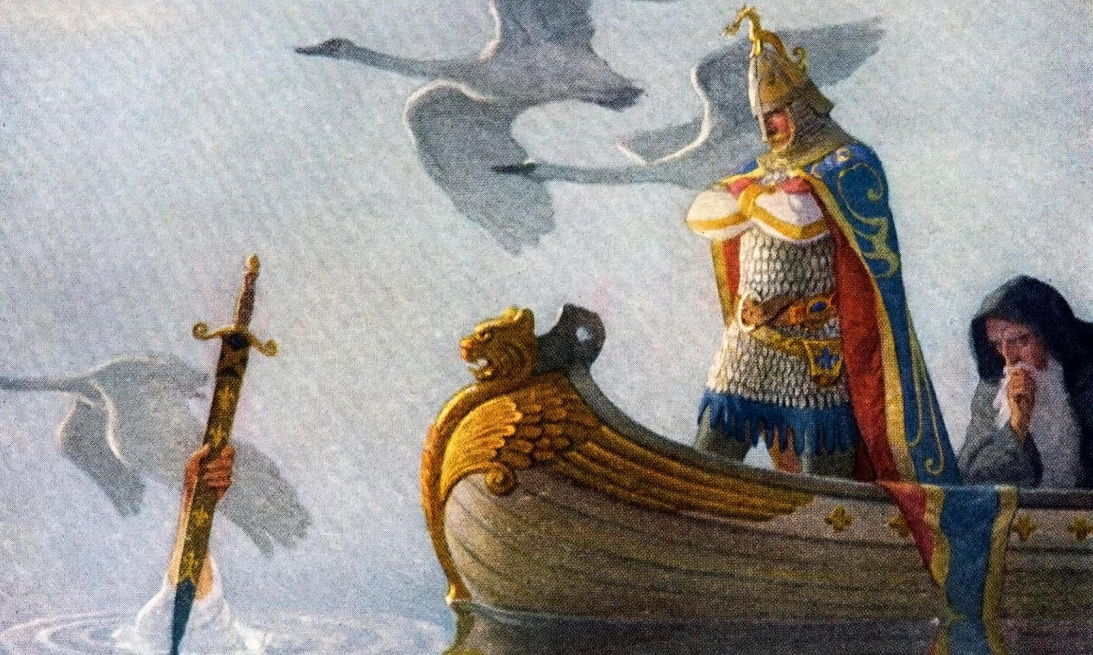 King Arthur by Nicholas J Higham review – was he a fiction from the start?