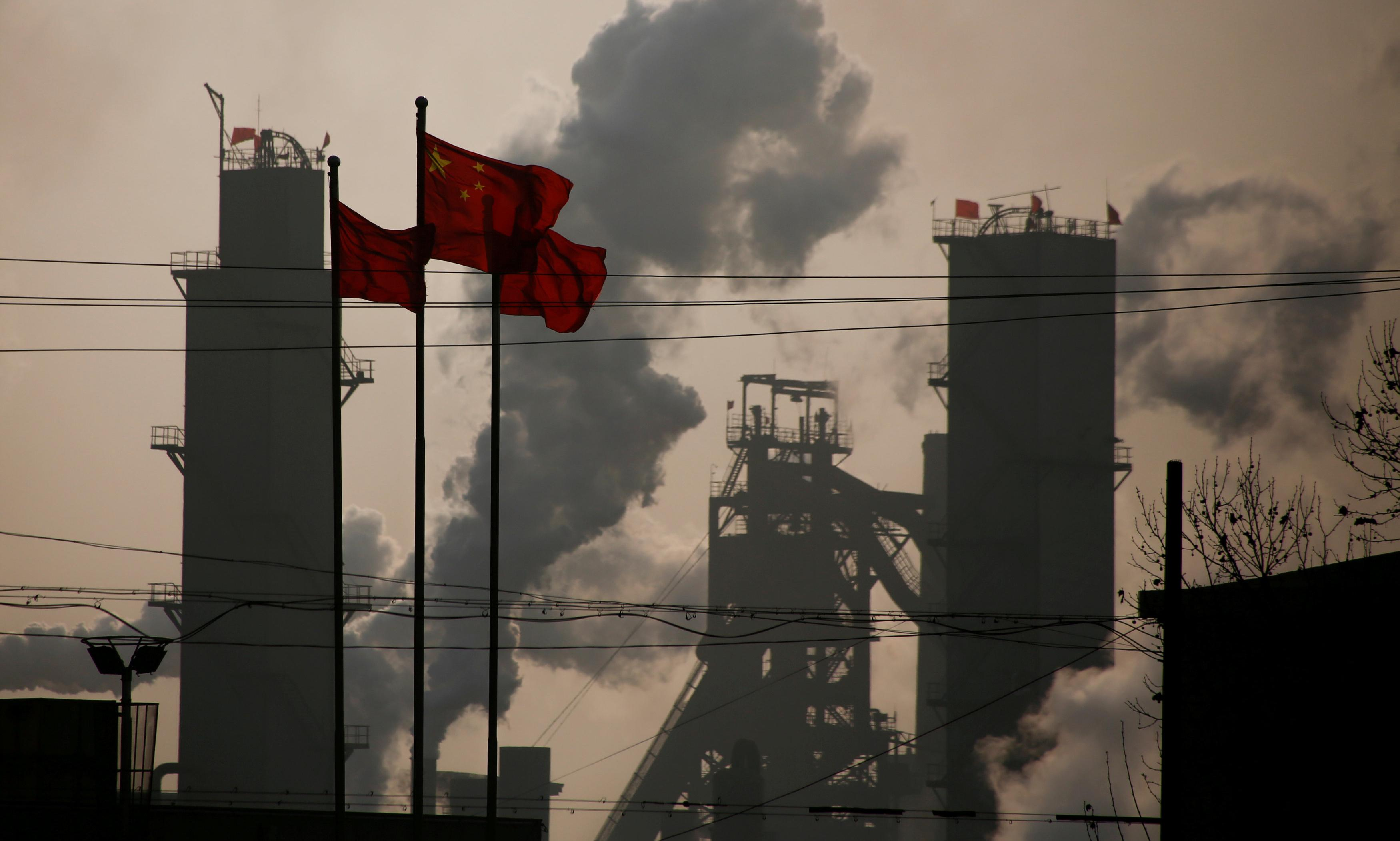China factories releasing thousands of tonnes of illegal CFC gases, study finds