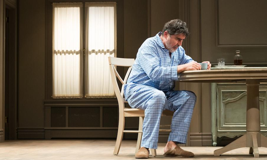 The Father review - Alfred Molina is tremendous in Florian Zeller's tragic farce