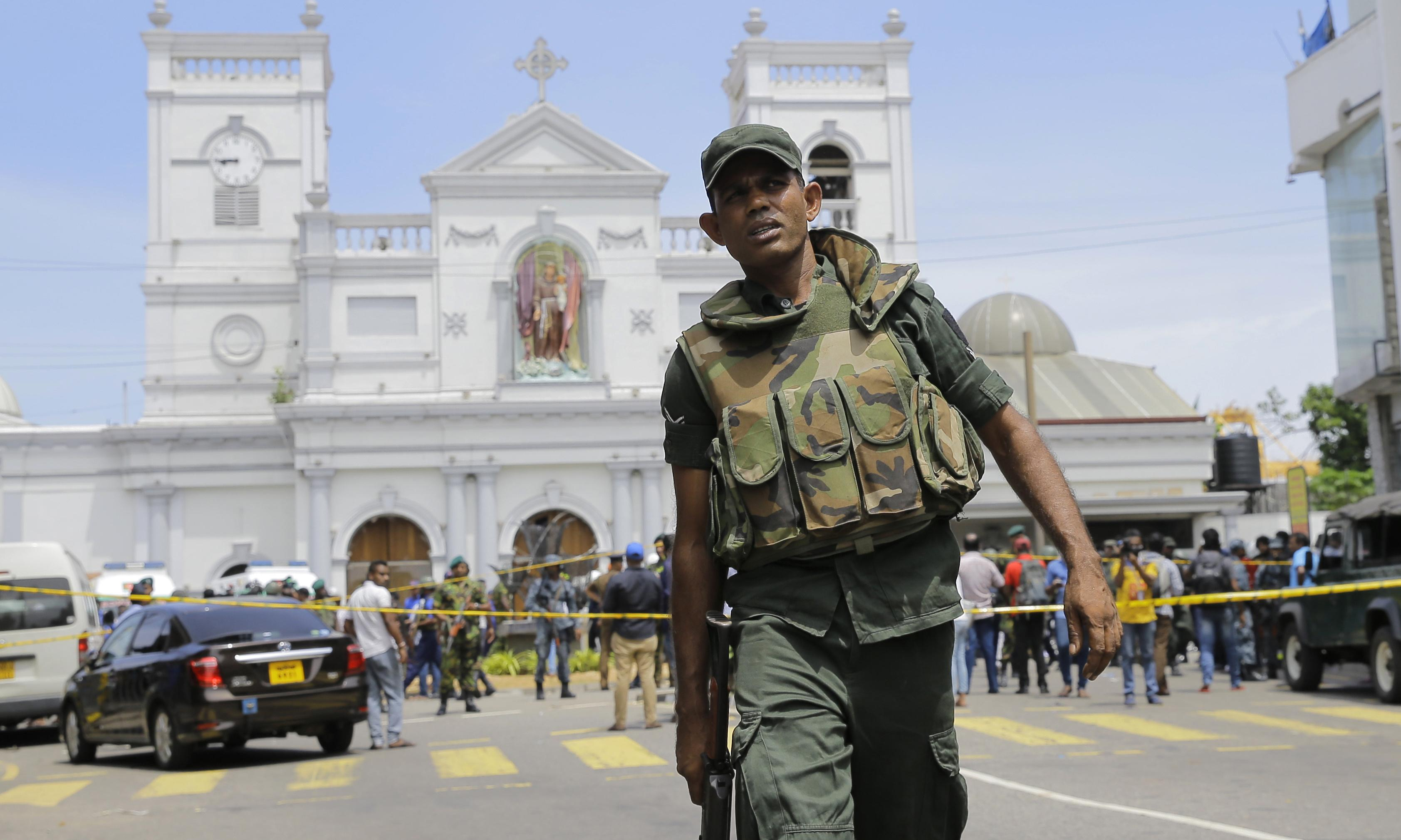 Sri Lanka death toll expected to rise as leaders condemn killings
