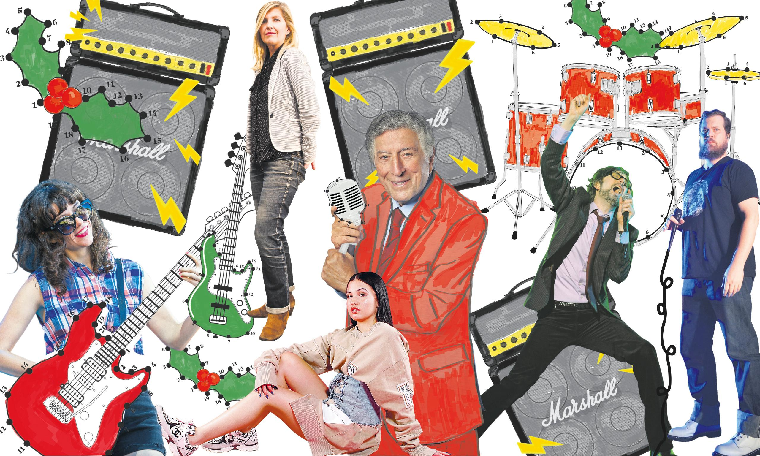 My perfect Christmas music playlist, by Jarvis Cocker, Tony Bennett, Sarah Cracknell, Mabel, Natalie Prass and John Grant