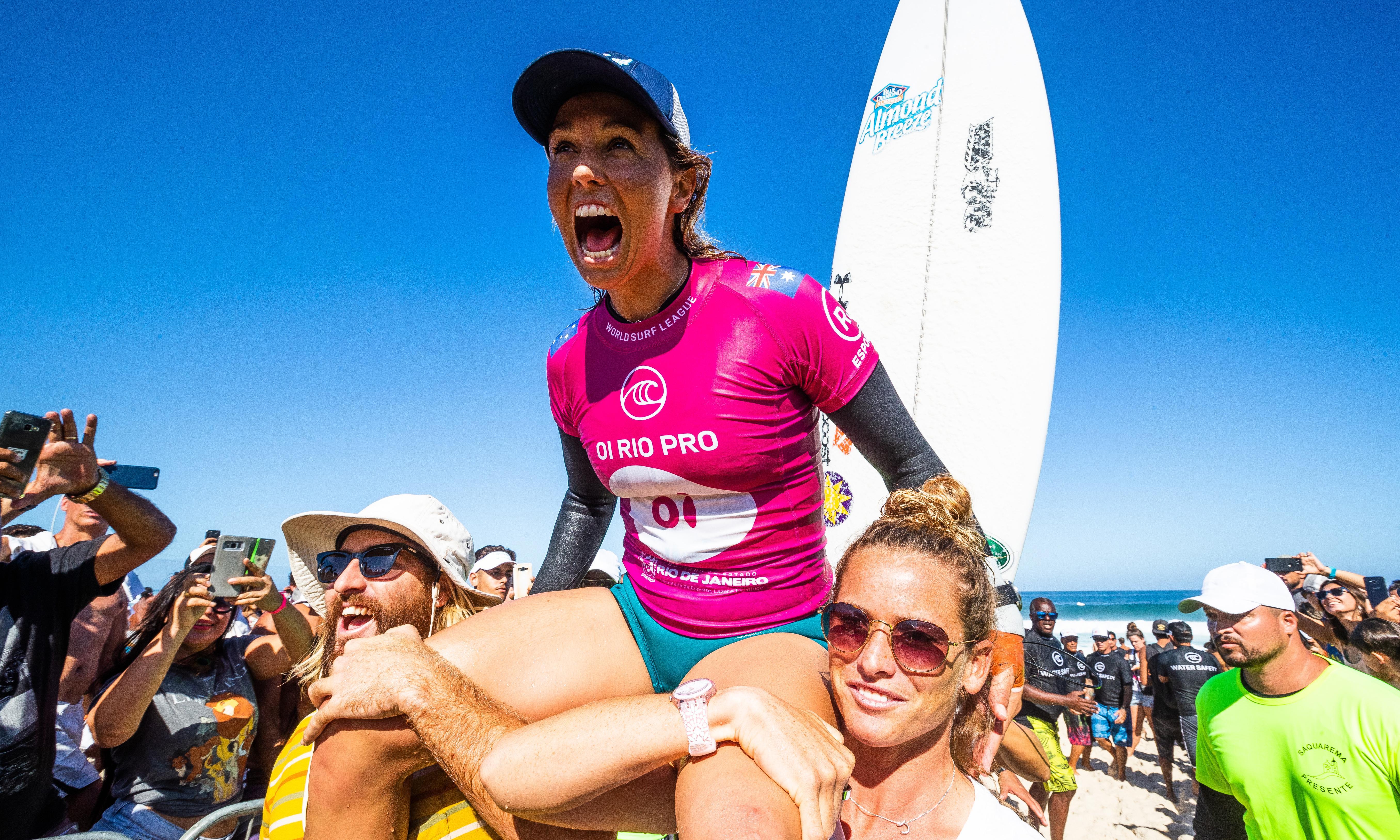 World-beating Australian sportswomen demonstrate refusal to play second fiddle
