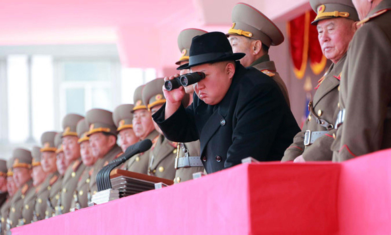'They said Kim Jong-un could fire a gun at age three'