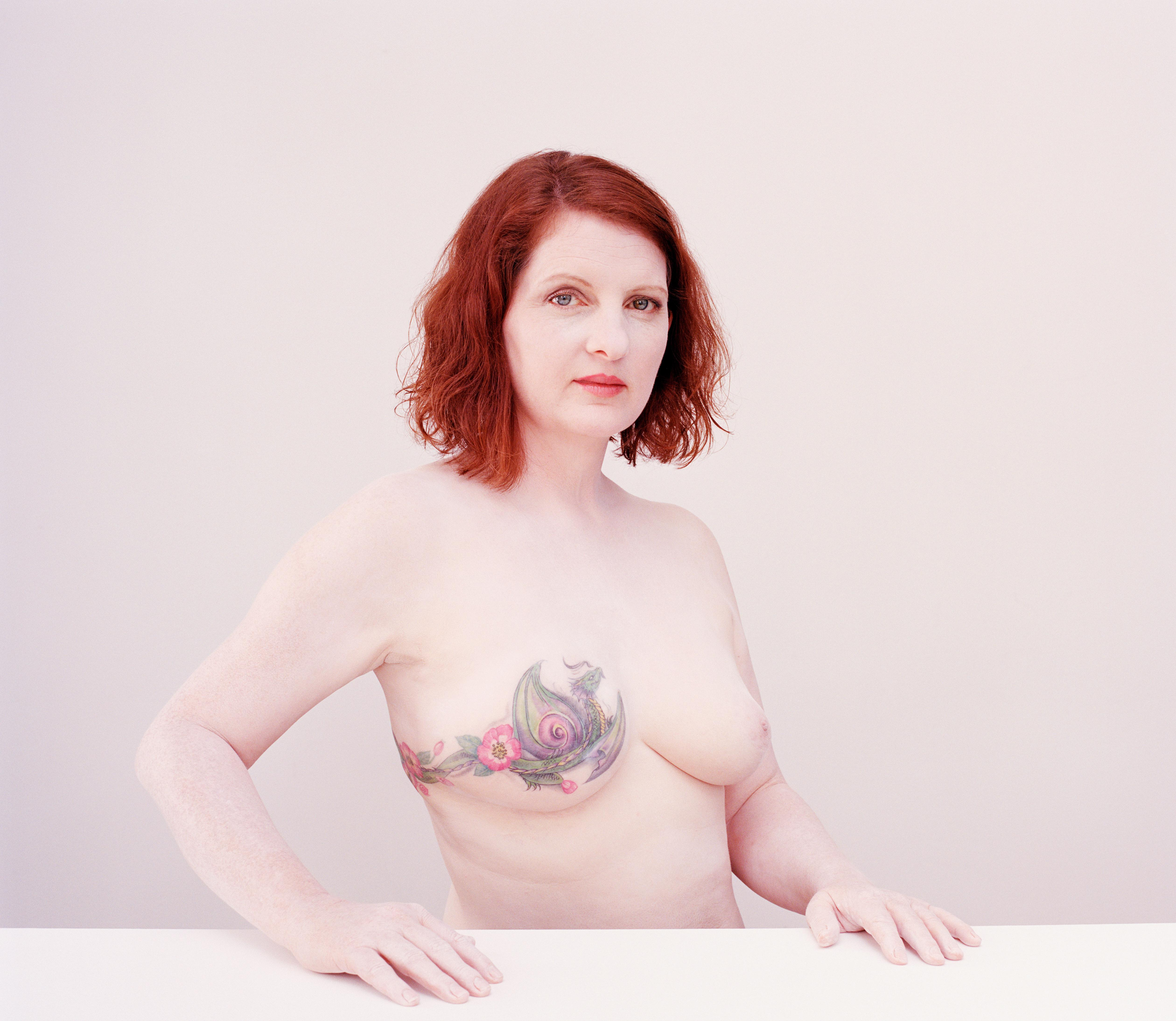'Instead of a scar, I had a piece of art': women on their post-mastectomy tattoos