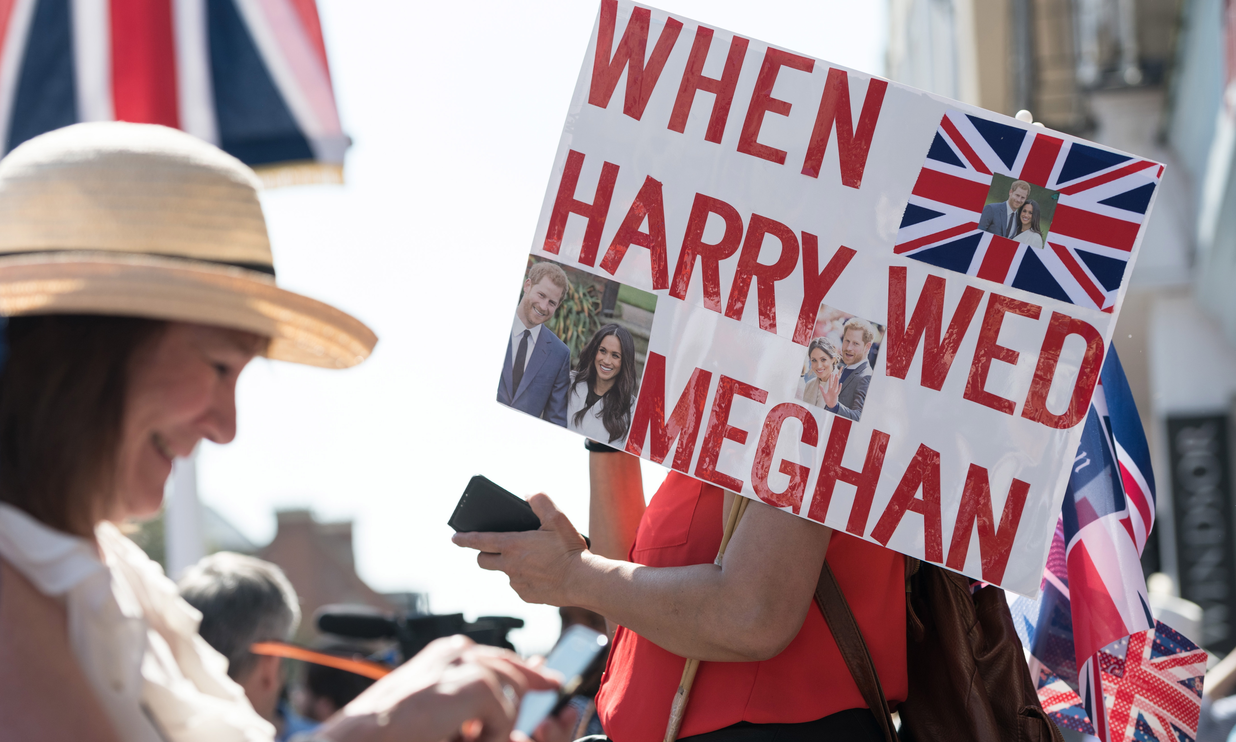 Royal wedding Meghan Markle and Prince Harry marry as millions watch