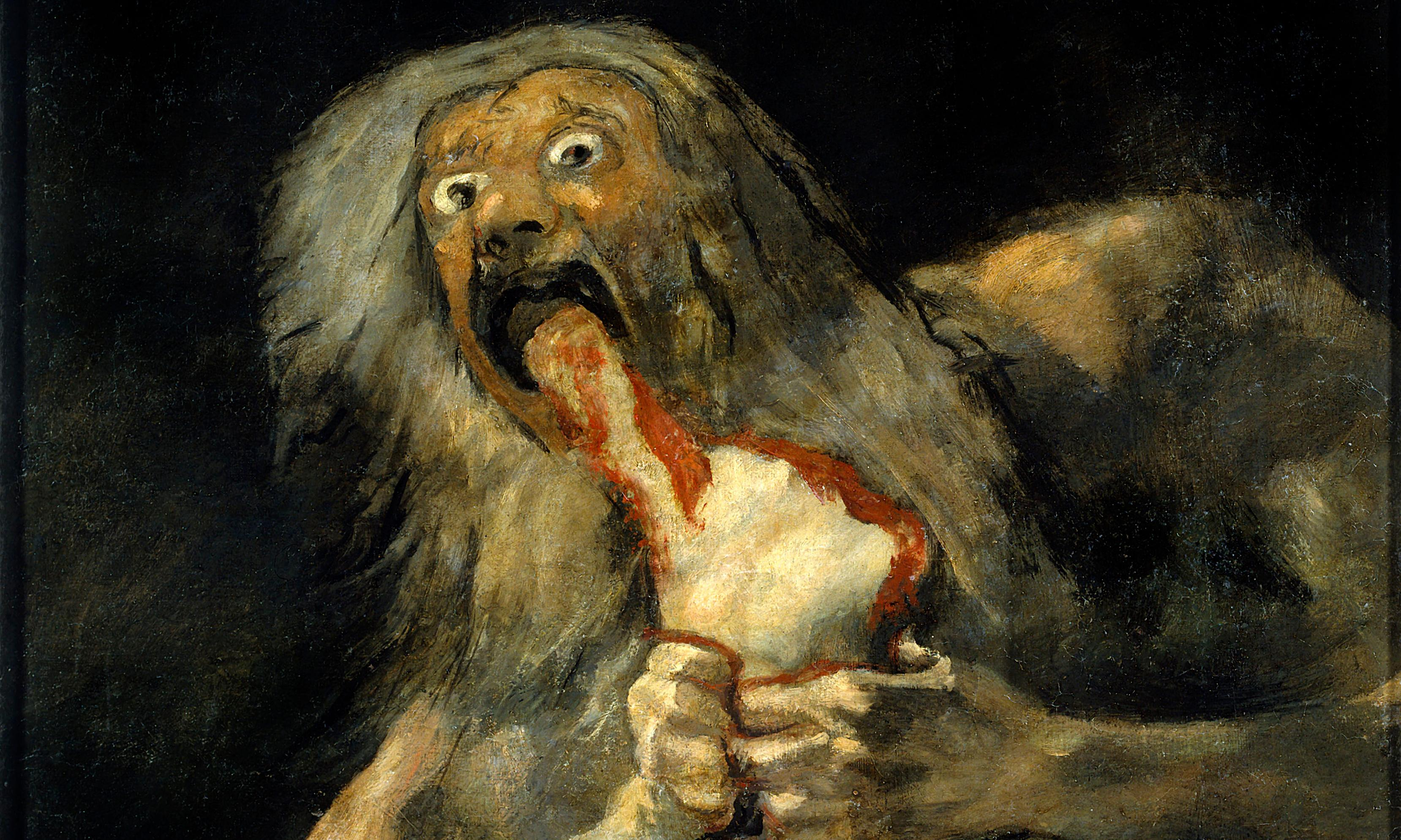 Goya's Black Paintings: 'Some people can hardly even look at them'