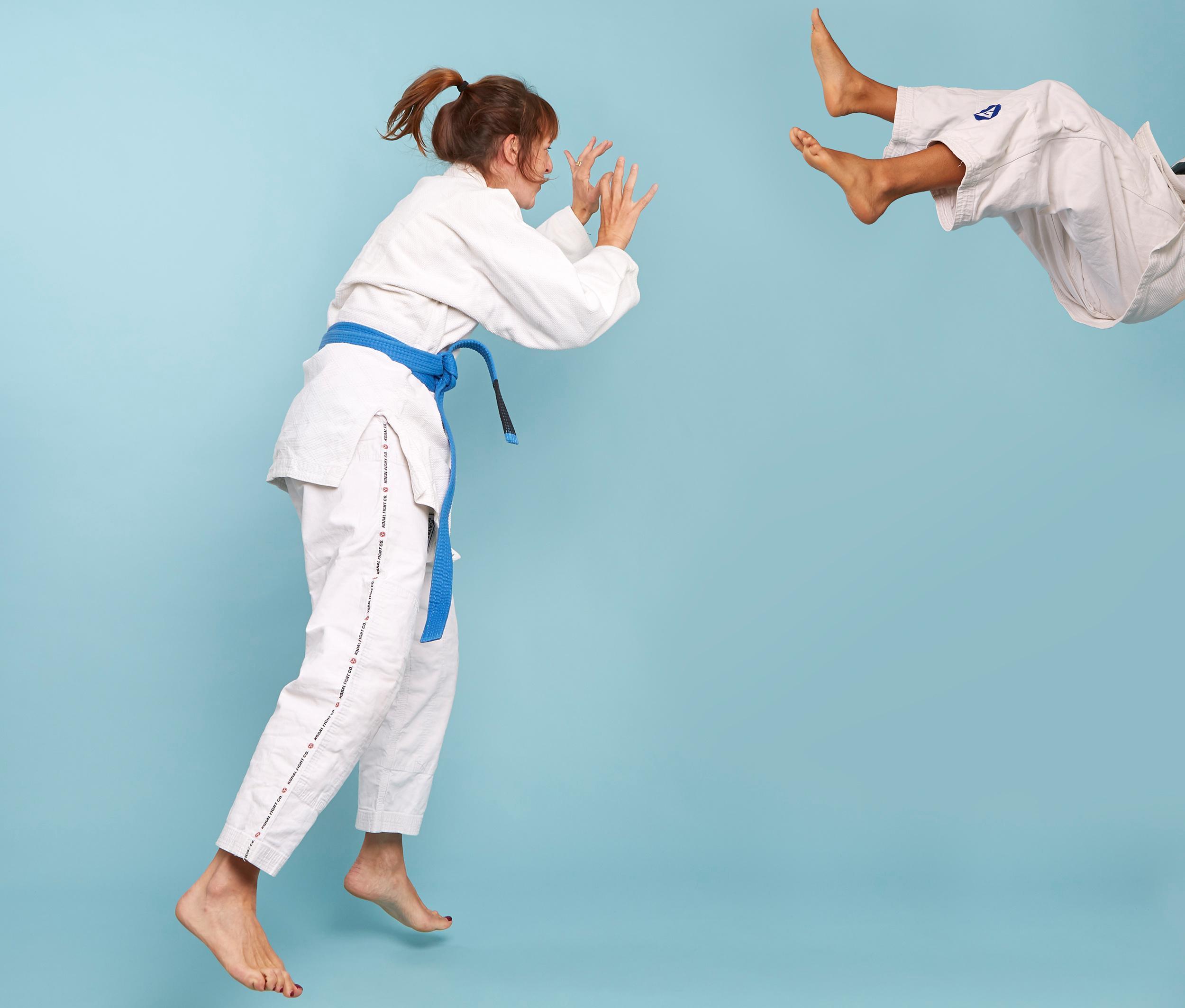 Fit in my 40s: will Brazilian jiu-jitsu give me a body like Hercules?
