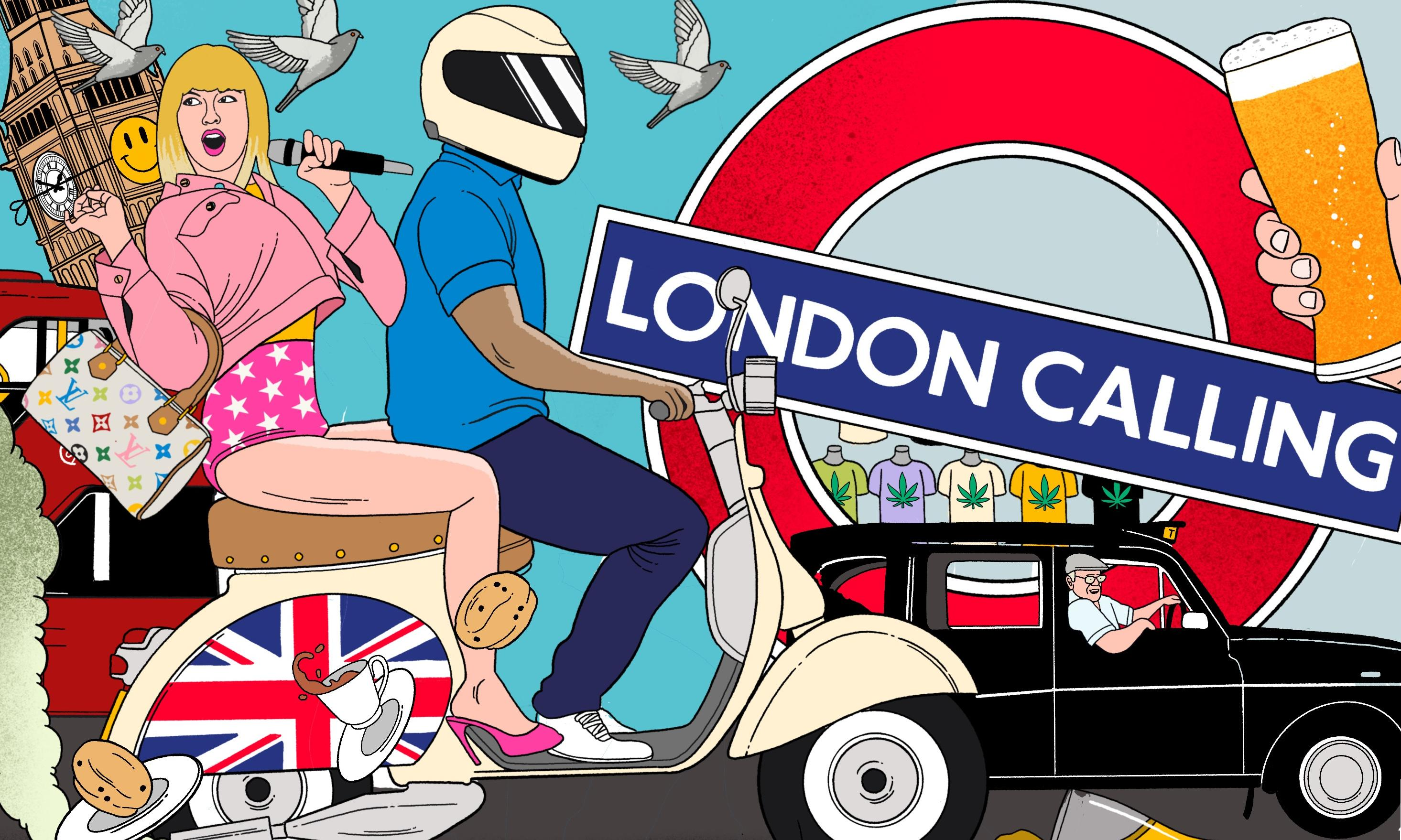 Can you pack Taylor Swift's London tour into a day?