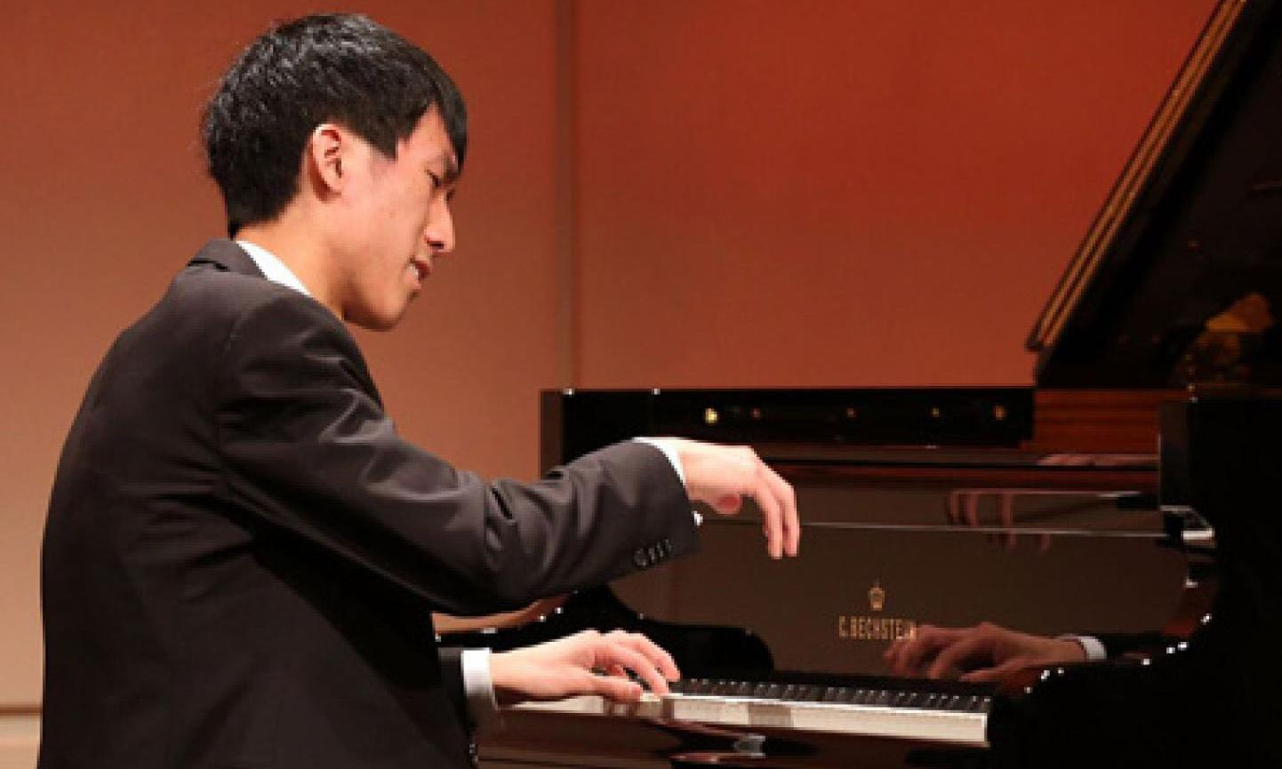 Eric Lu review – Leeds piano competition winner goes missing in action