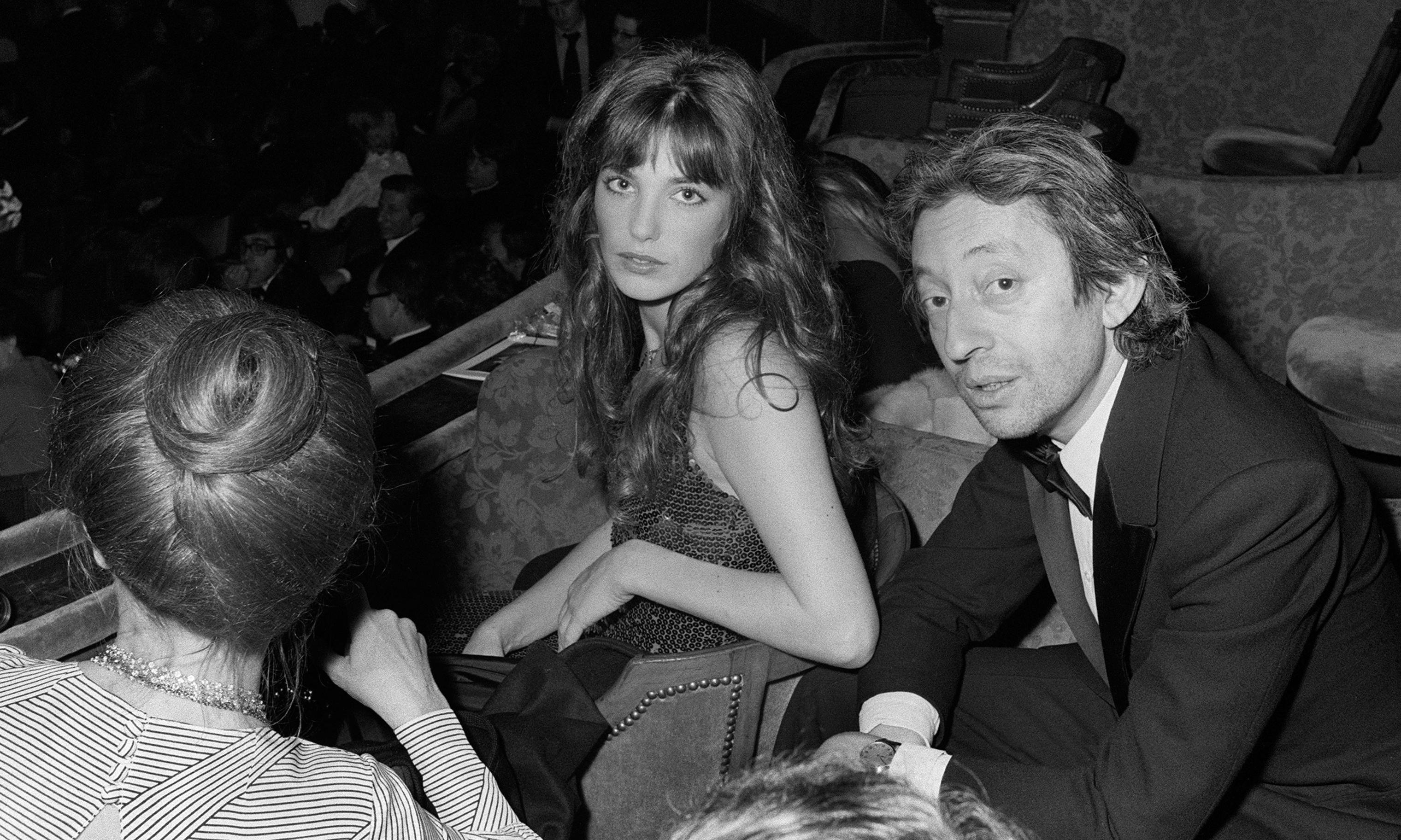 'He was a great man. I was just pretty': photos tell story of Jane and Serge