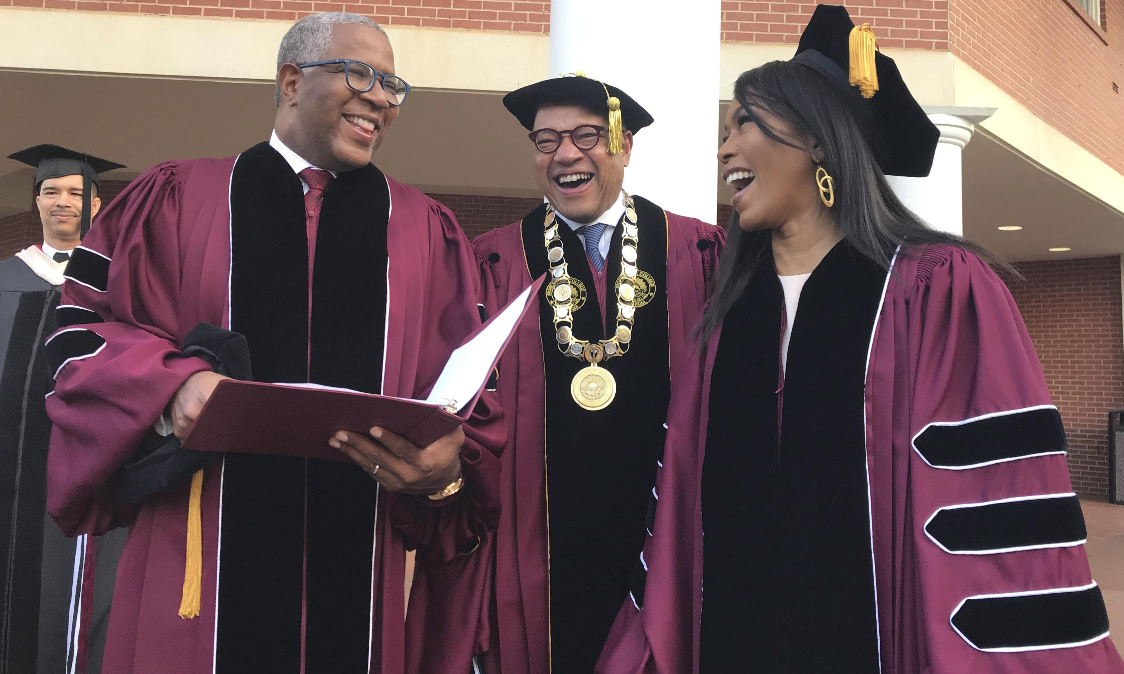 Billionaire pledges to pay student debt for 2019 class at historic black college