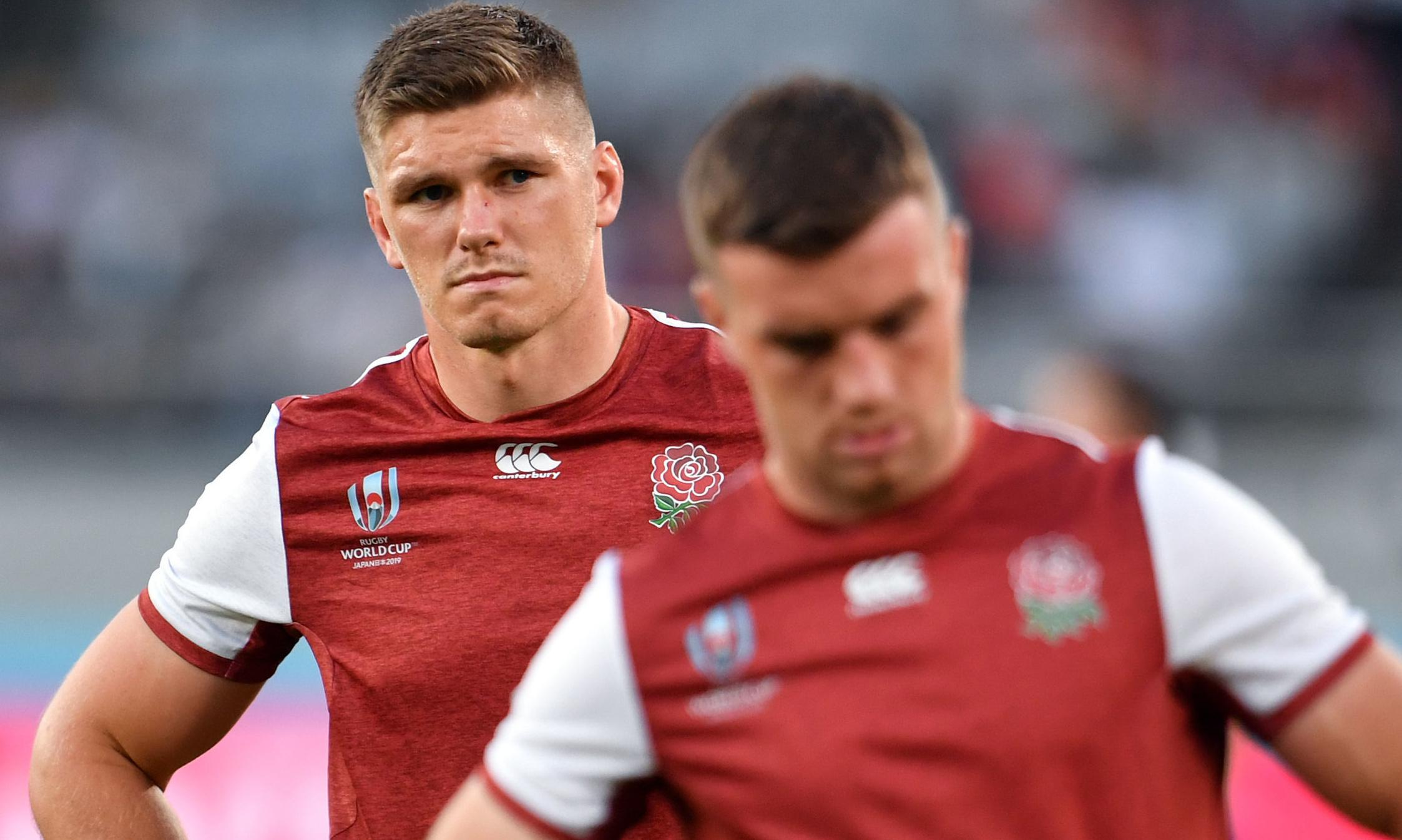 England lurch back to the future as Eddie Jones gambles on Owen Farrell
