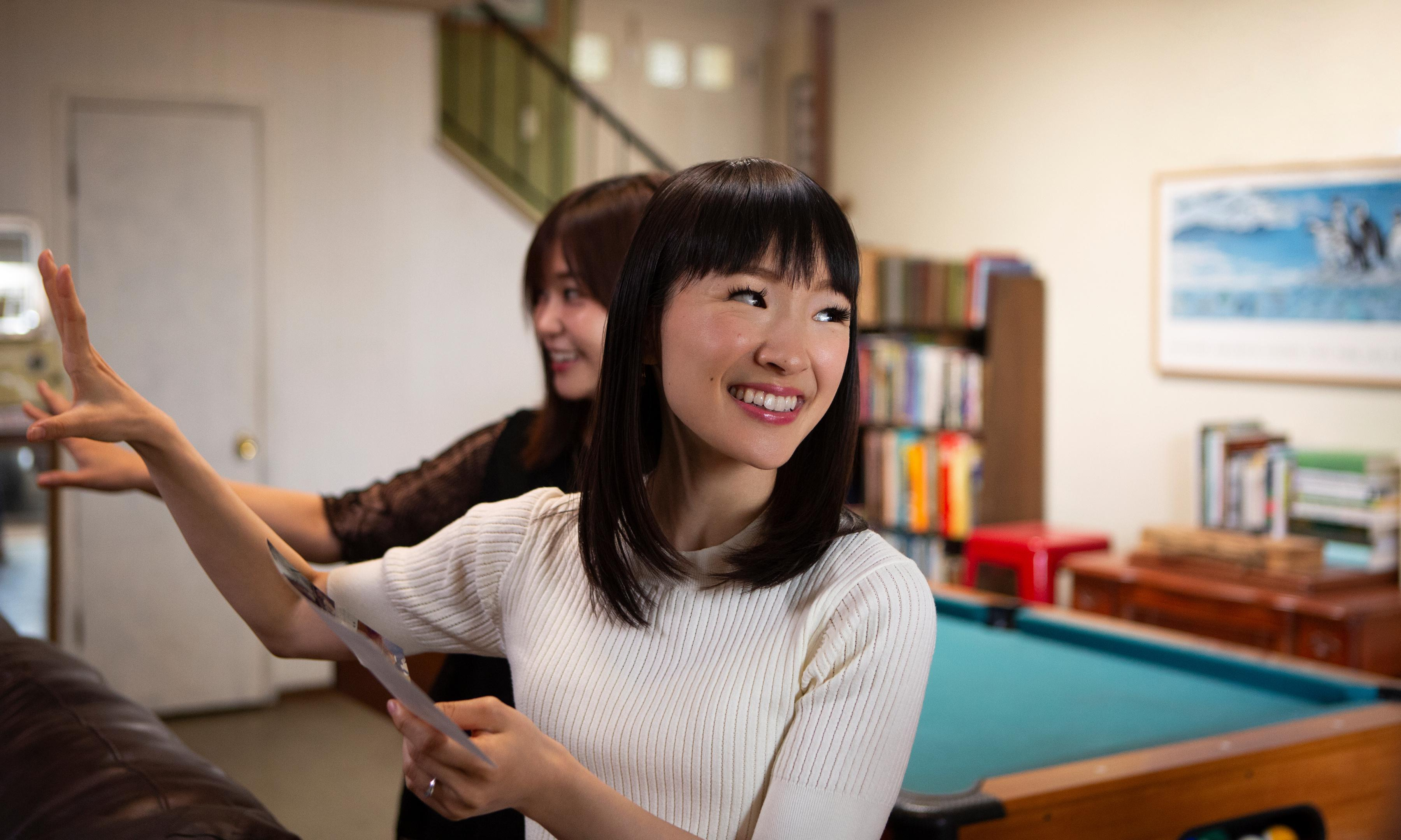 Marie Kondo calls it clutter; to me they are mementoes