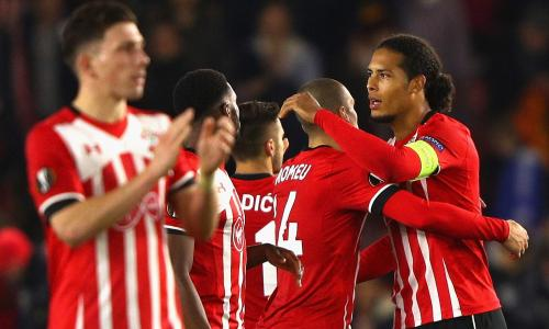 3852a137b7793 Southampton sink Inter thanks to Yuto Nagatomo own goal. by Ben Fisher at  St Mary s 2 years ago
