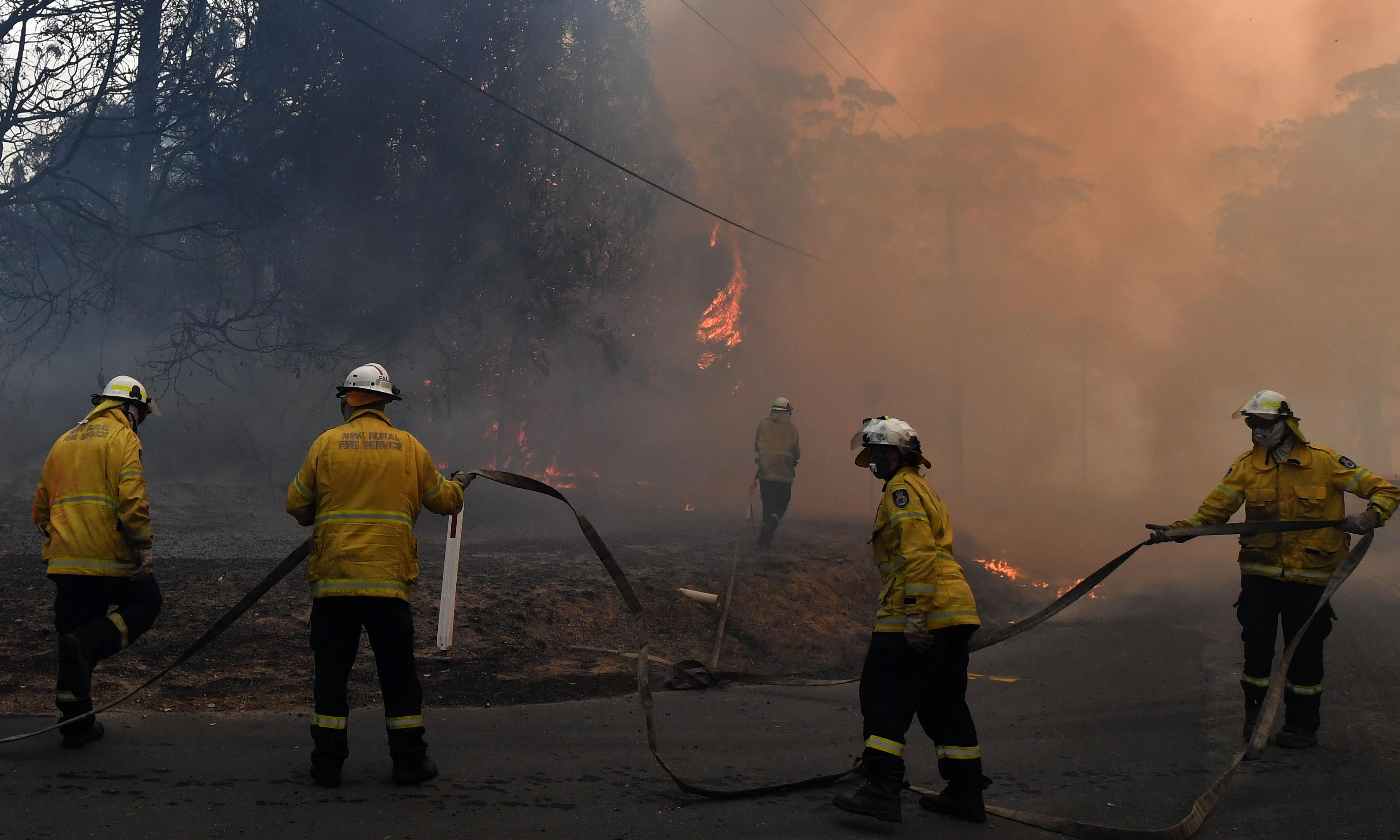 When the fires stop, let's extend our sense of national unity beyond the immediate crisis