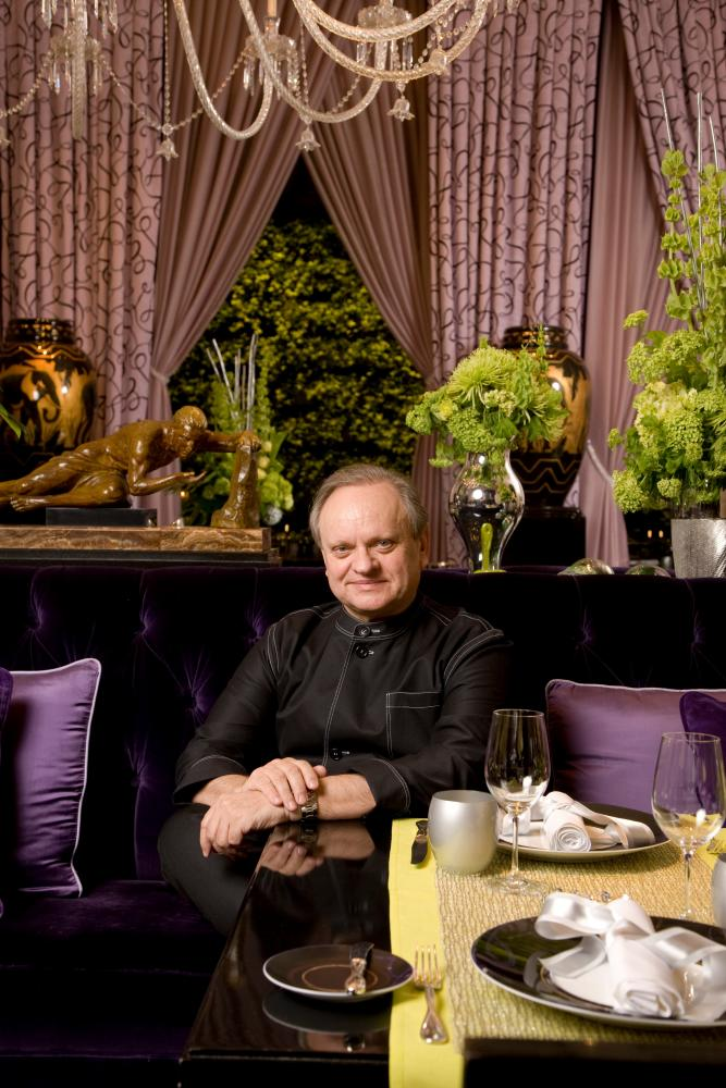 MGM Grand Joël Robuchon in Dining Room - Portrait