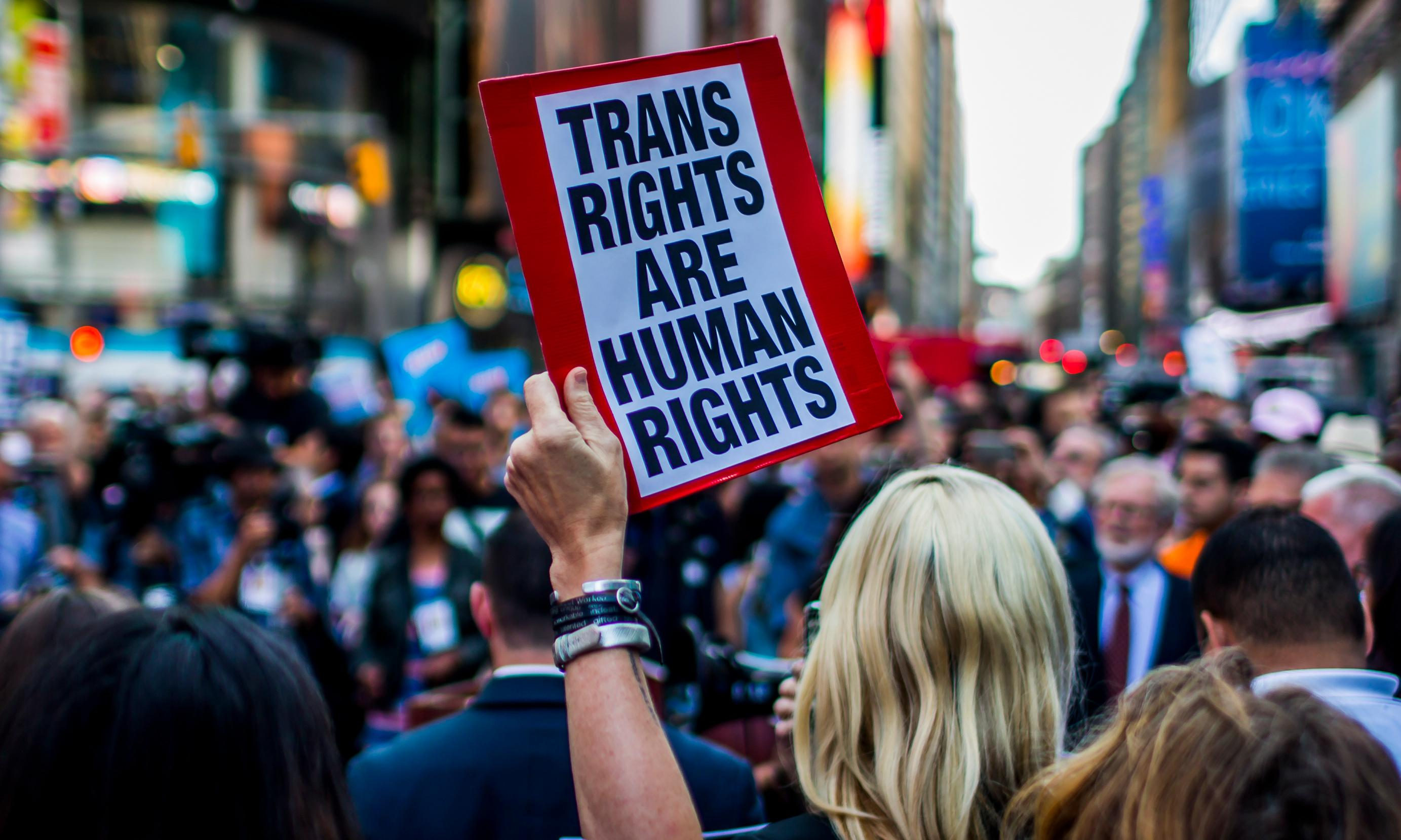 Trans women are victims of misogyny, too – and all feminists must recognize this