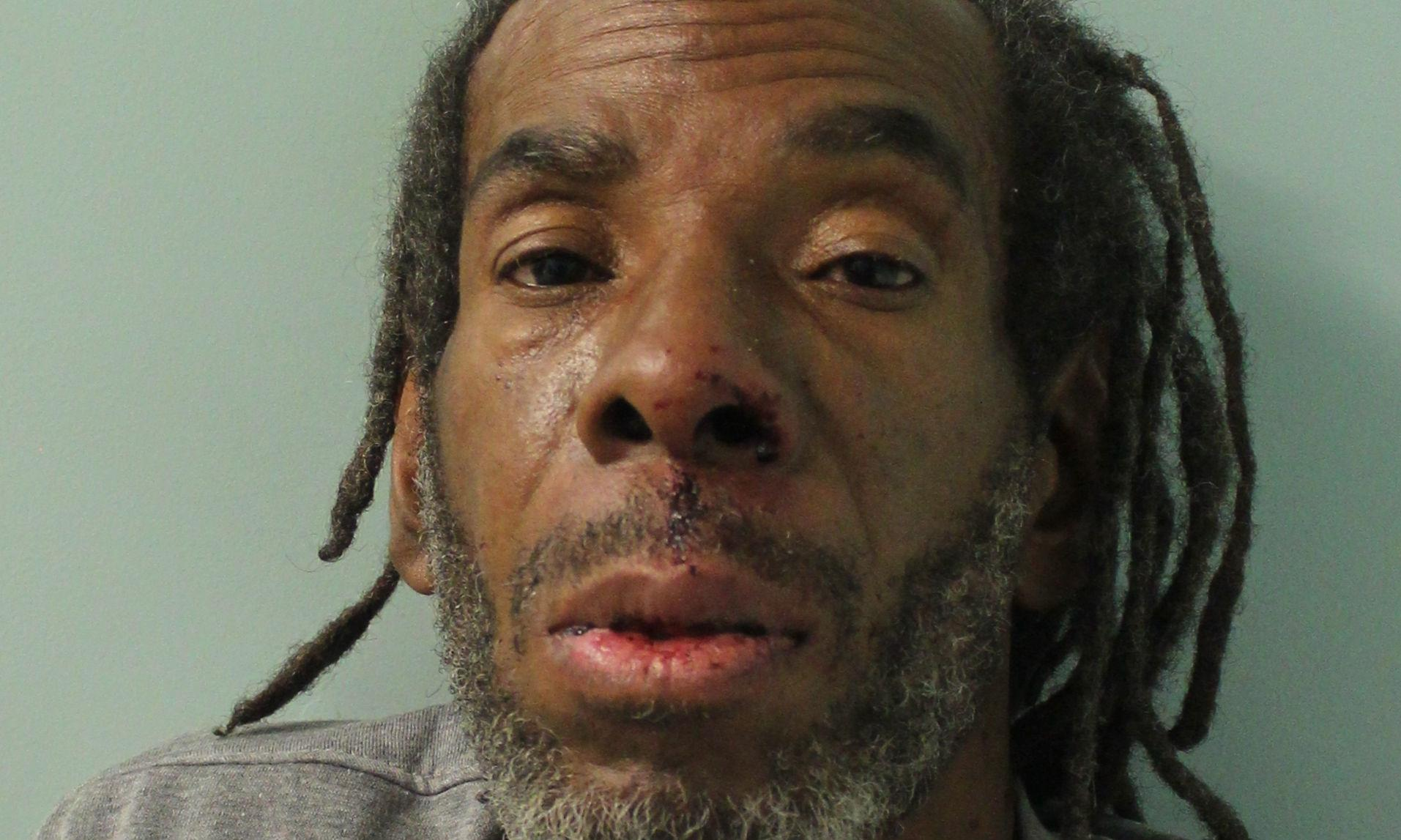 Man jailed for east London machete attack on police officer
