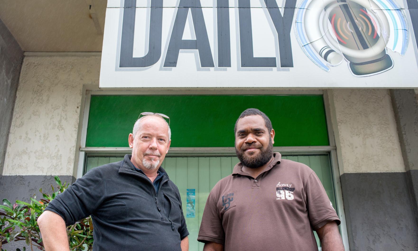 'Plain cruel': Vanuatu stops newspaper chief boarding plane home after China stories