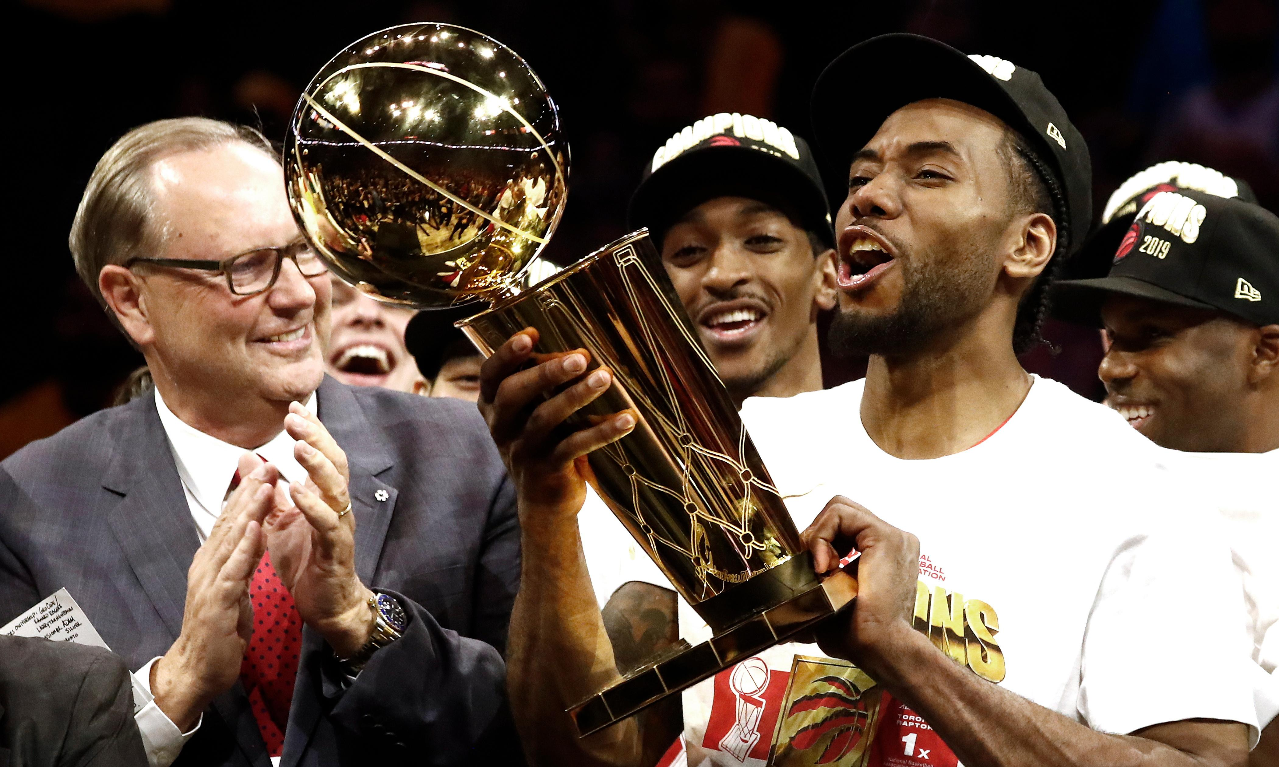 In the era of player power, the Raptors' NBA dynasty may be over before it begins
