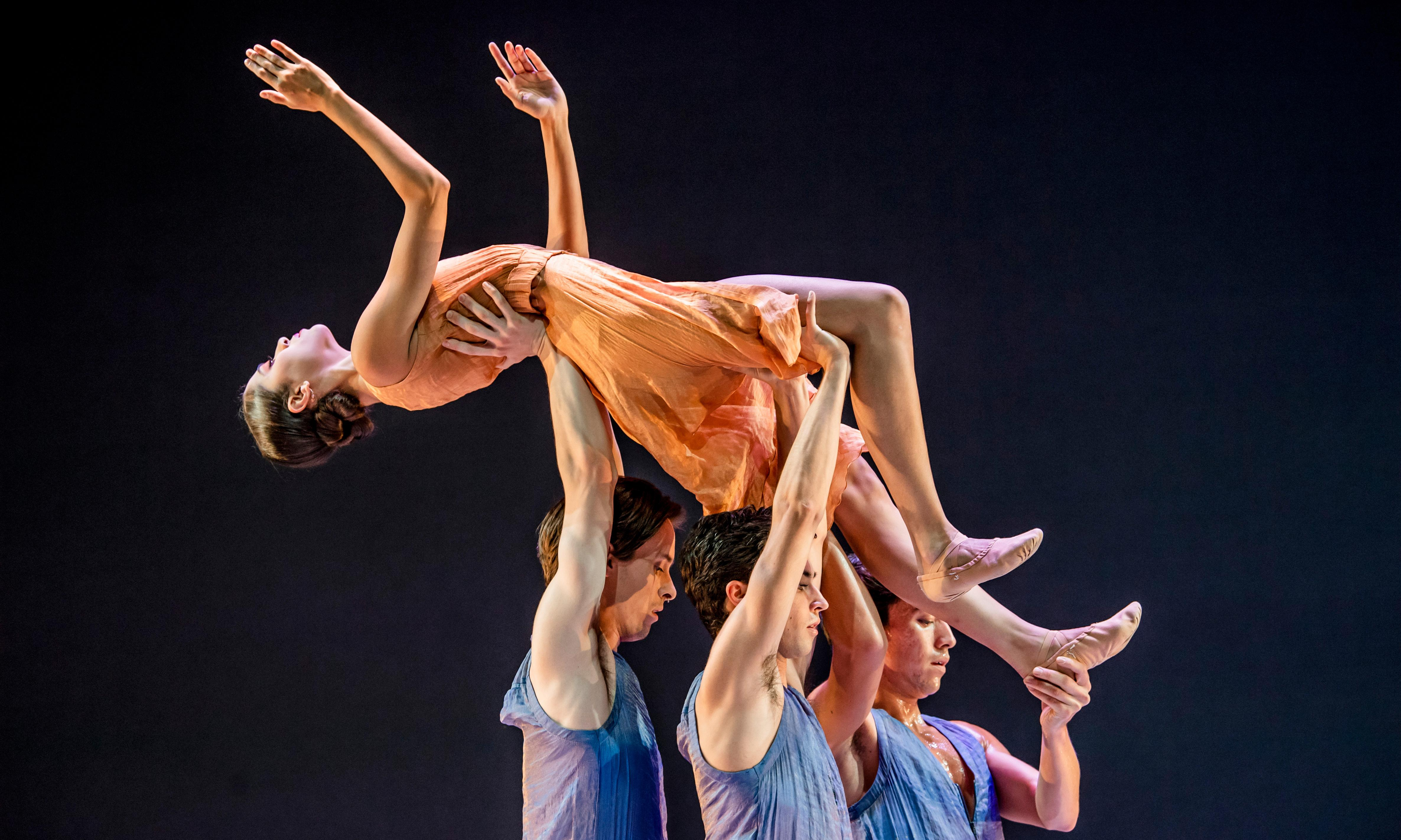 Royal Ballet review – sublime surprises from Cunningham, Tanowitz and Ashton