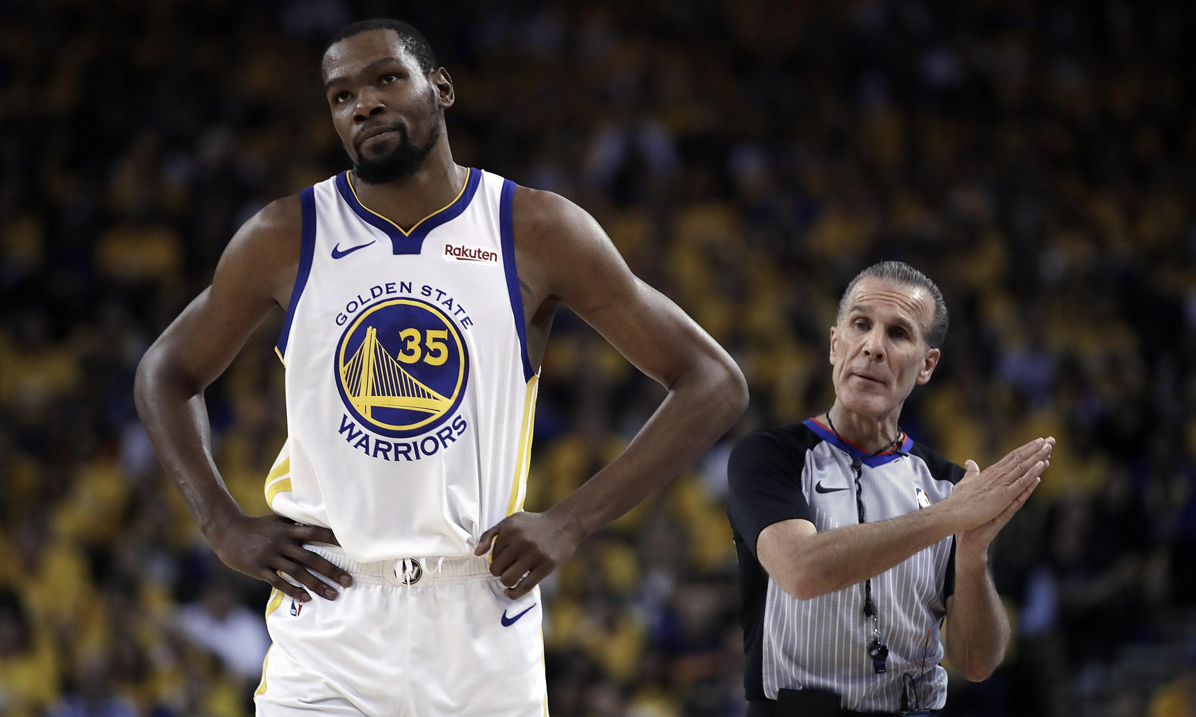 Kevin Durant is the NBA's best player, but the Warriors are way more fun without him