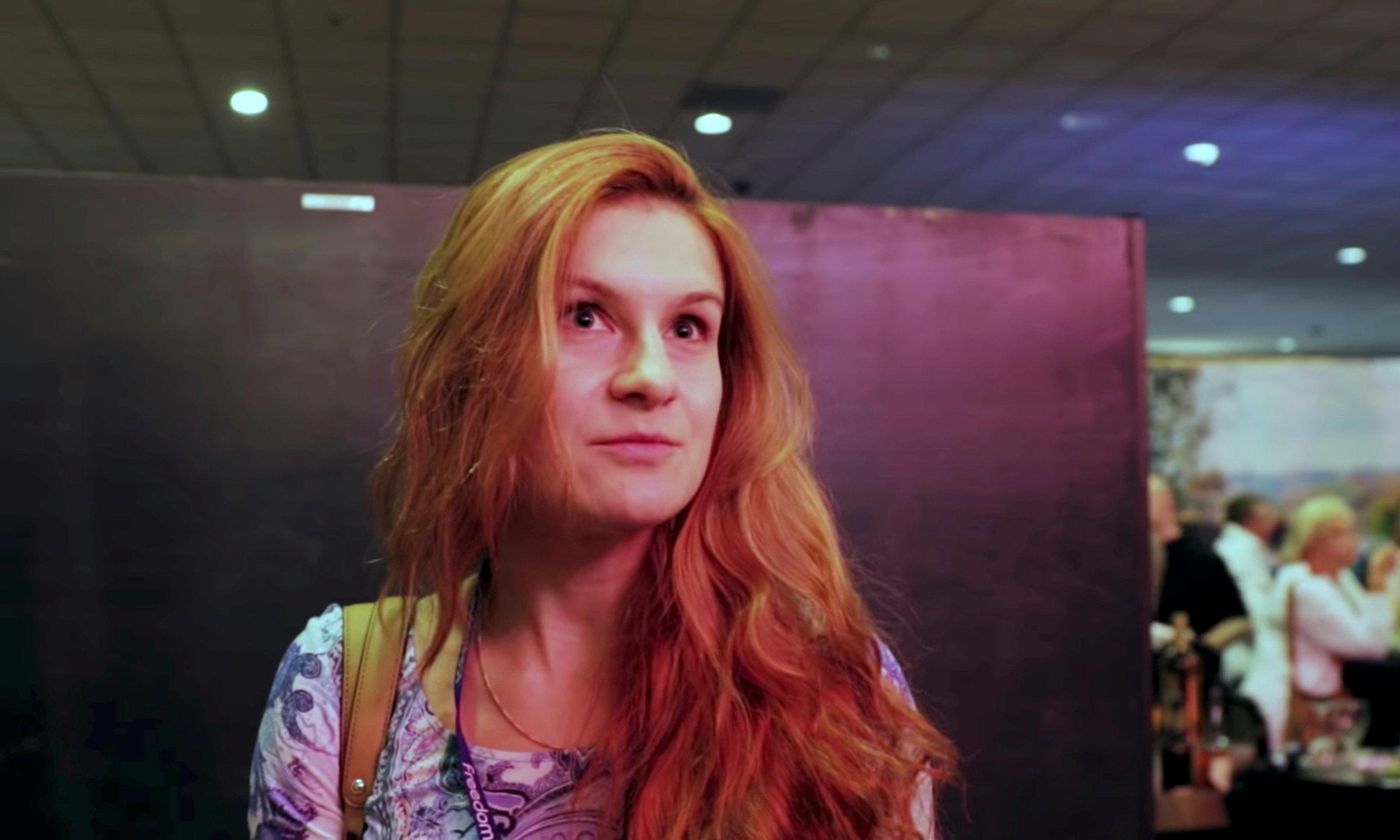 Russian spy Maria Butina pleads guilty to conspiracy against US