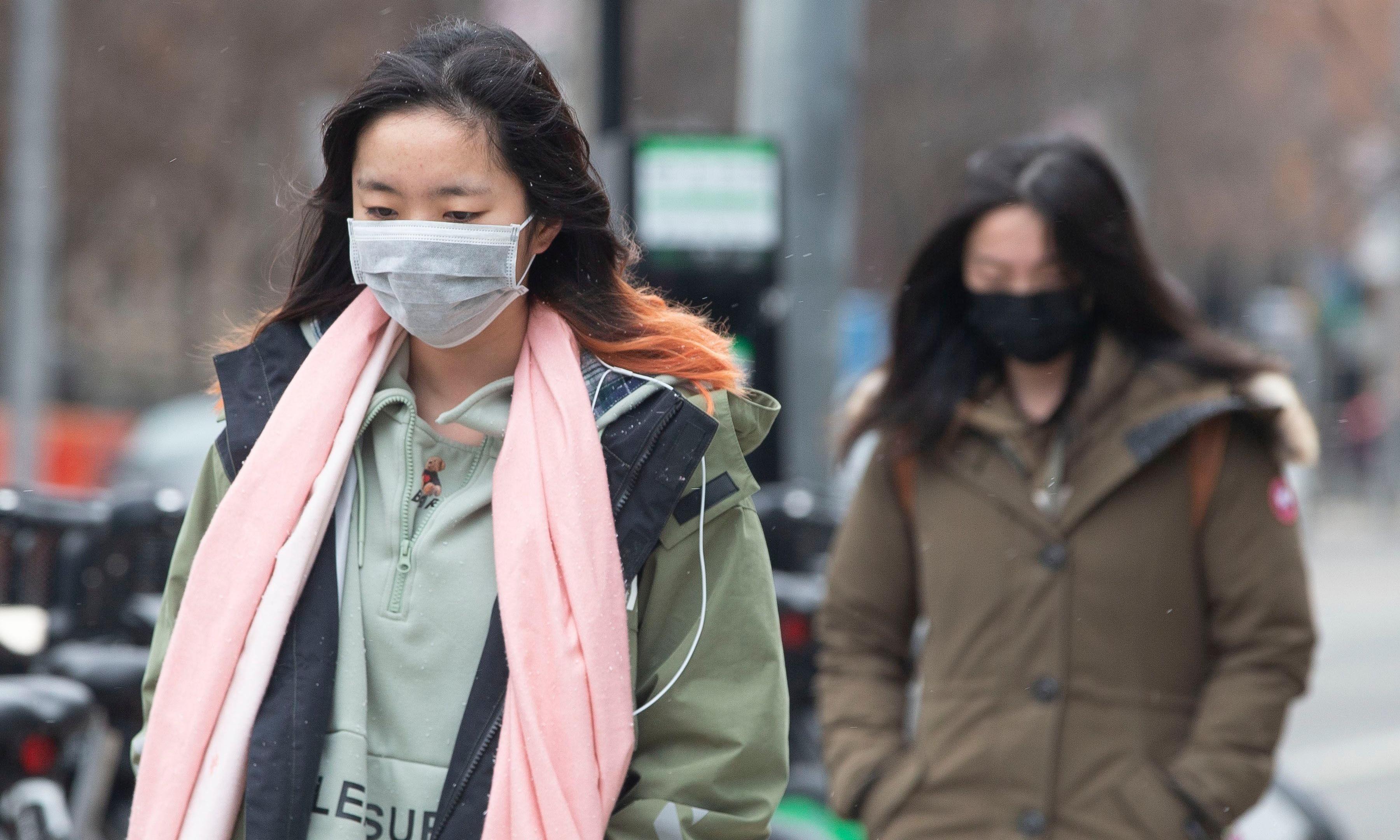 Canada's Chinese community faces racist abuse in wake of coronavirus