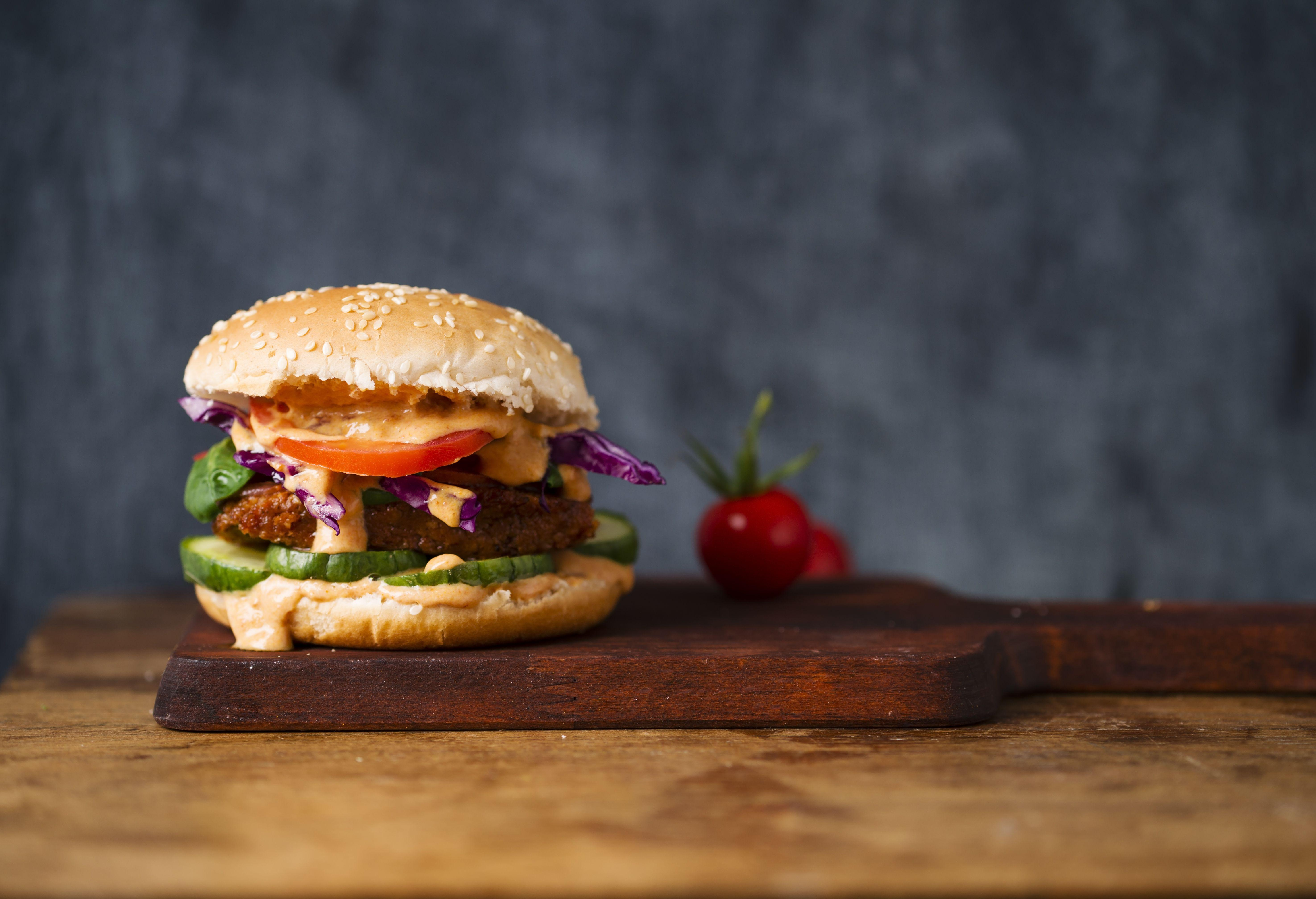 US state set to outlaw calling a veggie burger a veggie burger