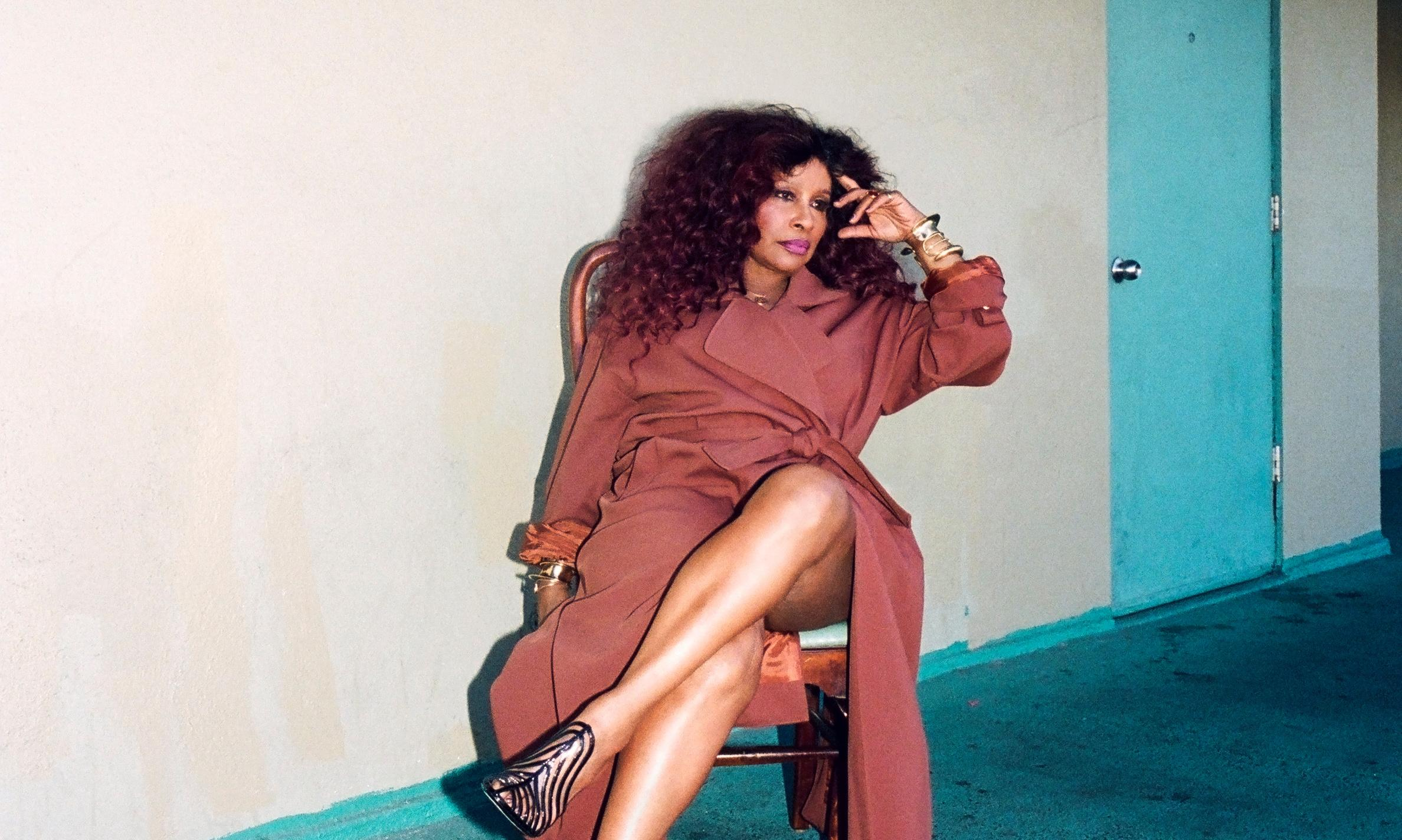 Pop, Prince and Black Panthers: the glorious life of Chaka Khan