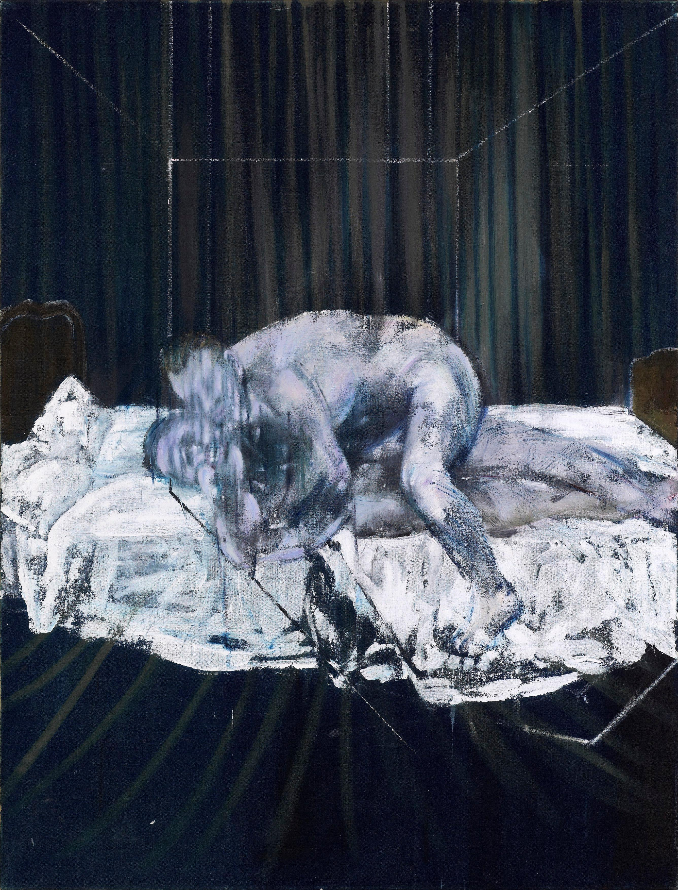 Francis Bacon's Two Figures, 1953: sex, death and animal instinct