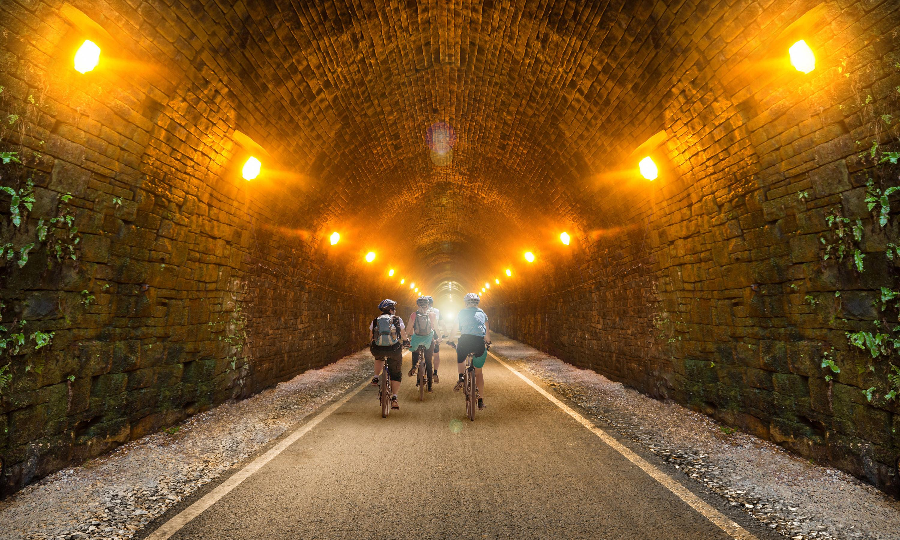 Crumbling Yorkshire rail tunnel could form part of new cycle route