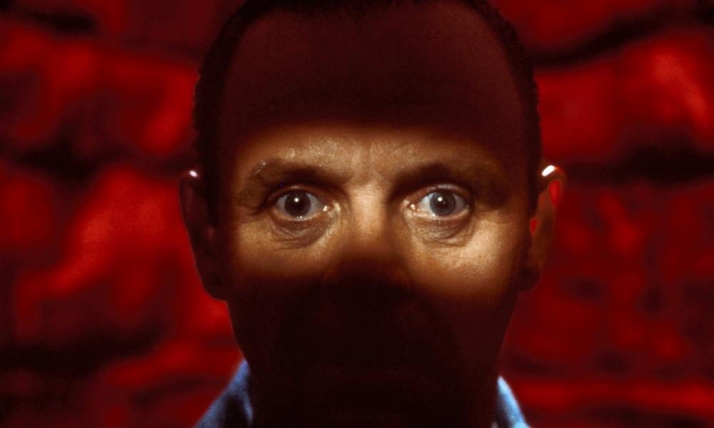 Is that the best you can do? Anthony Hopkins as Hannibal Lecter.