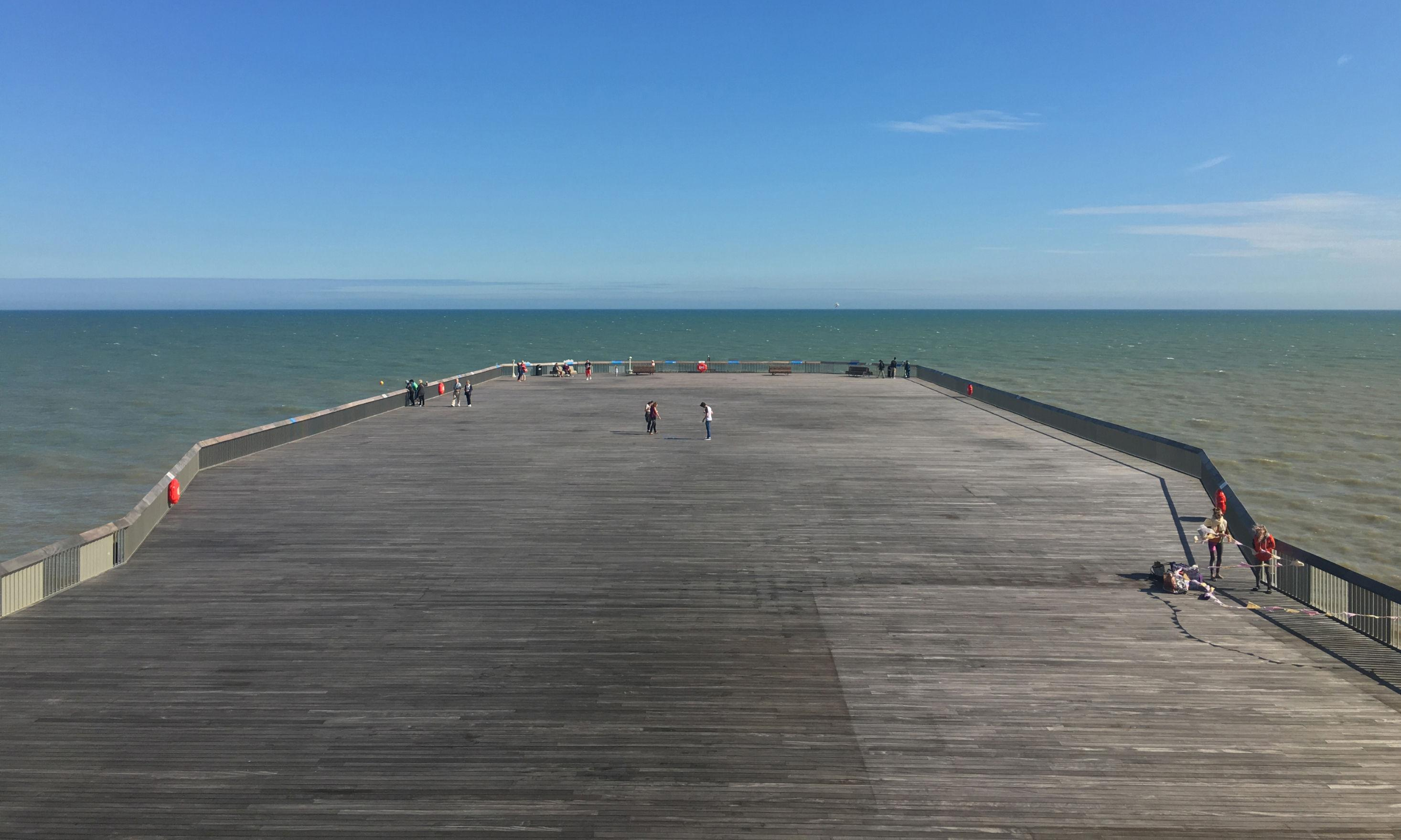 Is it the end of the pier for Hastings?