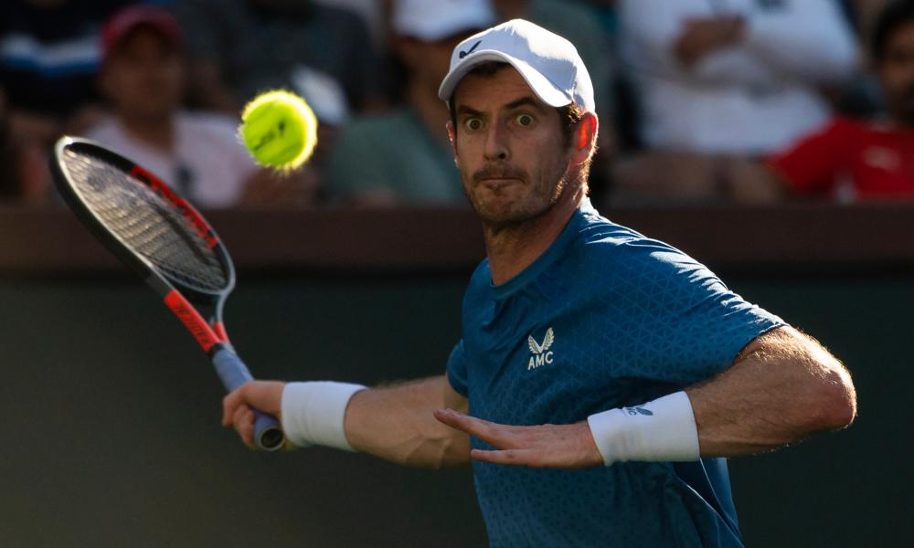 Andy Murray has a 2-0 head-to-head record against Alexander Zverev